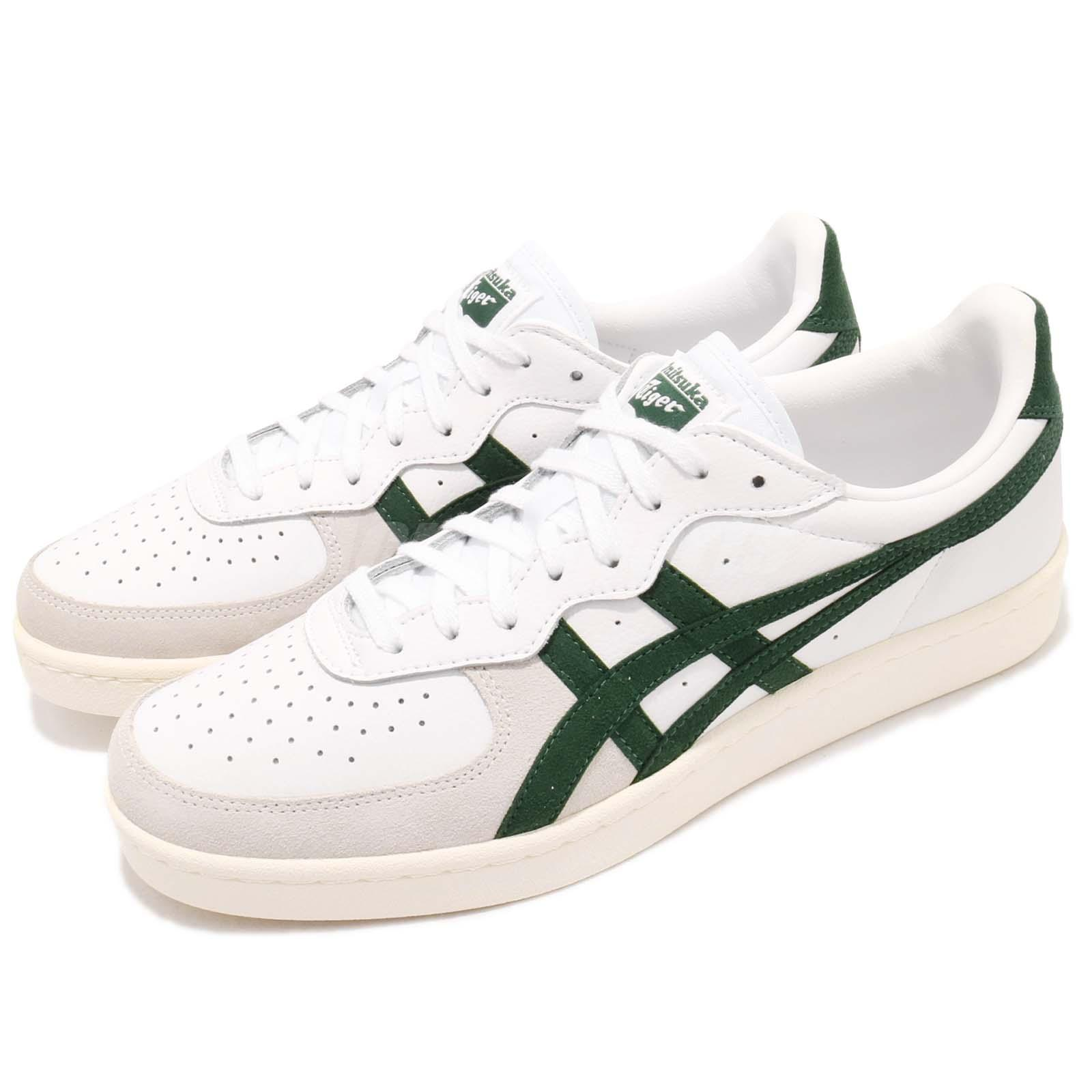 idioma laberinto Estricto  Asics Onitsuka Tiger GSM White Hunter Green Men Casual Shoes Sneakers  D5K2-Y101 | eBay