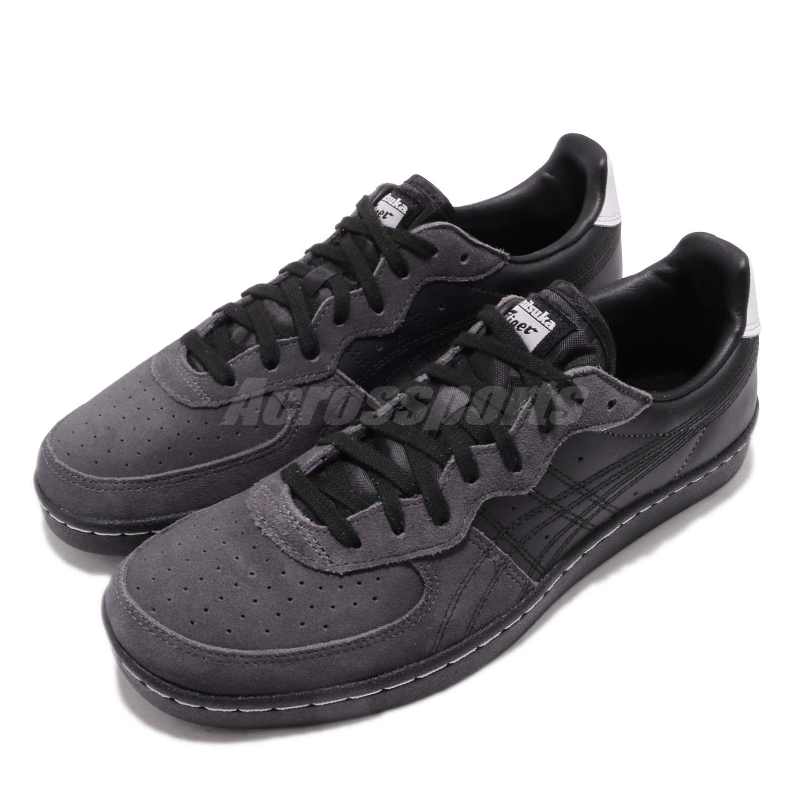 Details about Asics Onitsuka Tiger GSM AP Grey Black Men Casual Shoes  Sneakers D826L-9590
