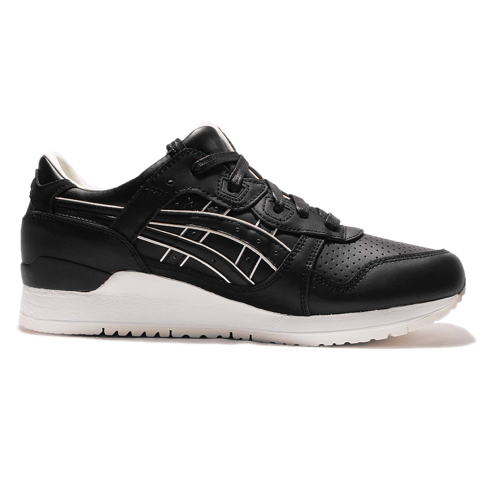 asics gel lyte 3 black white