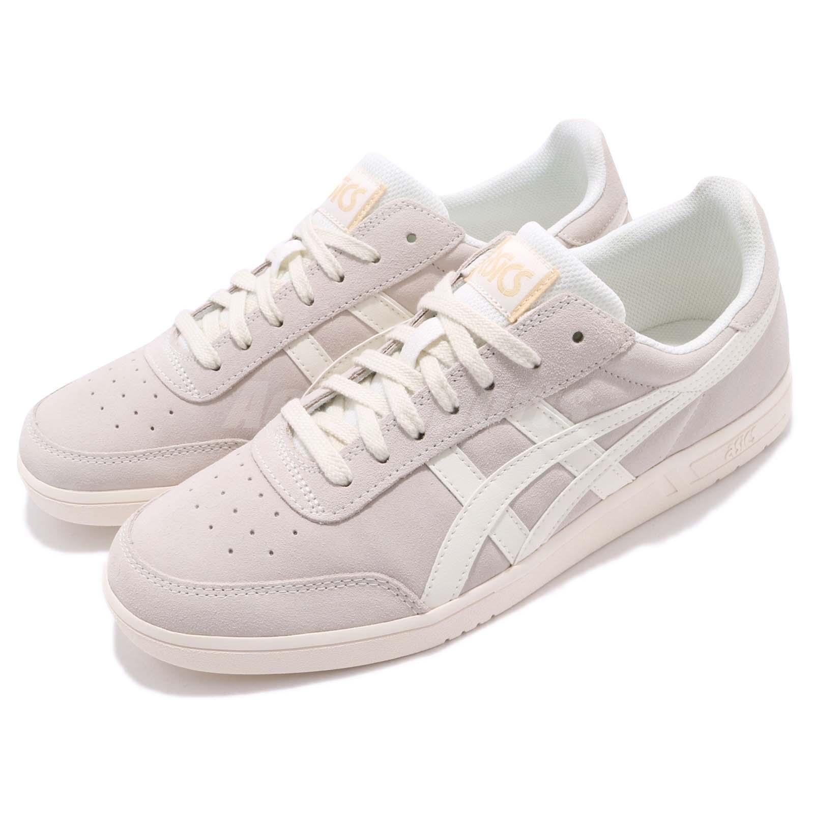91b633ce8fda0 Details about Asics Tiger Gel-Vickka TRS Cream Ivory Vintage Men Shoes  Sneakers H847L-0000