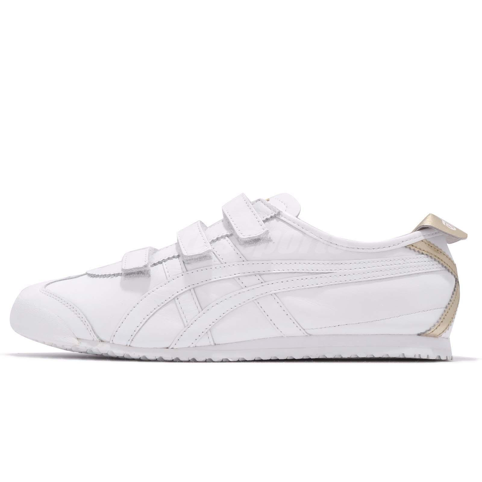 9ff1afe6d9 ... promo code for asics onitsuka tiger mexico 66 baja strap white gold men  shoe sneaker hk4a1