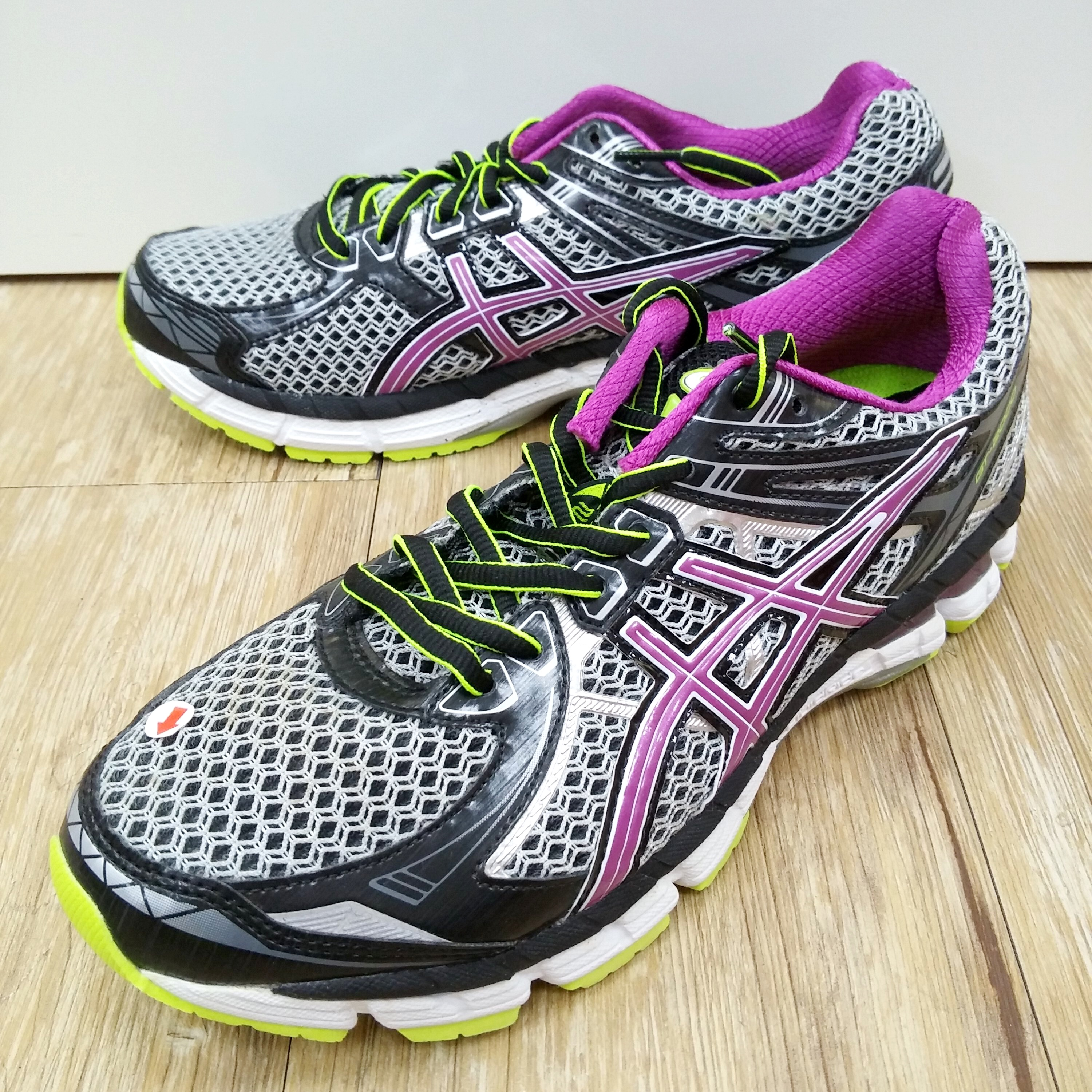 Asics Womens Extra Wide Running Shoes
