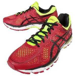 cheapest nice cheap superior quality Asics Gel Kayano 22 Red colchesterfoodanddrinkfestival.co.uk