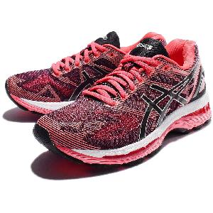 reputable site cbcd0 dff96 asics gel nimbus 19 kids red