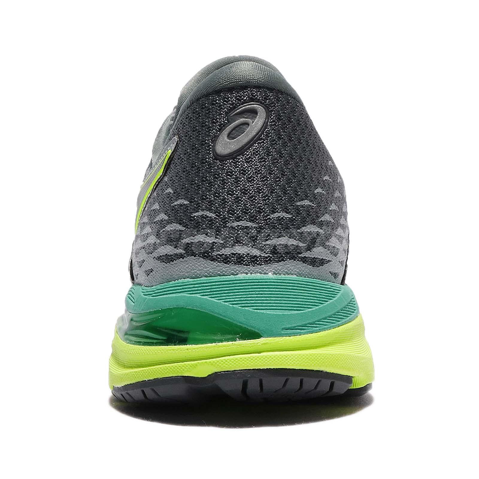 Gel Women Green Mid Asics Shoe Yellow 19 Running Cumulus Grey F4wWd