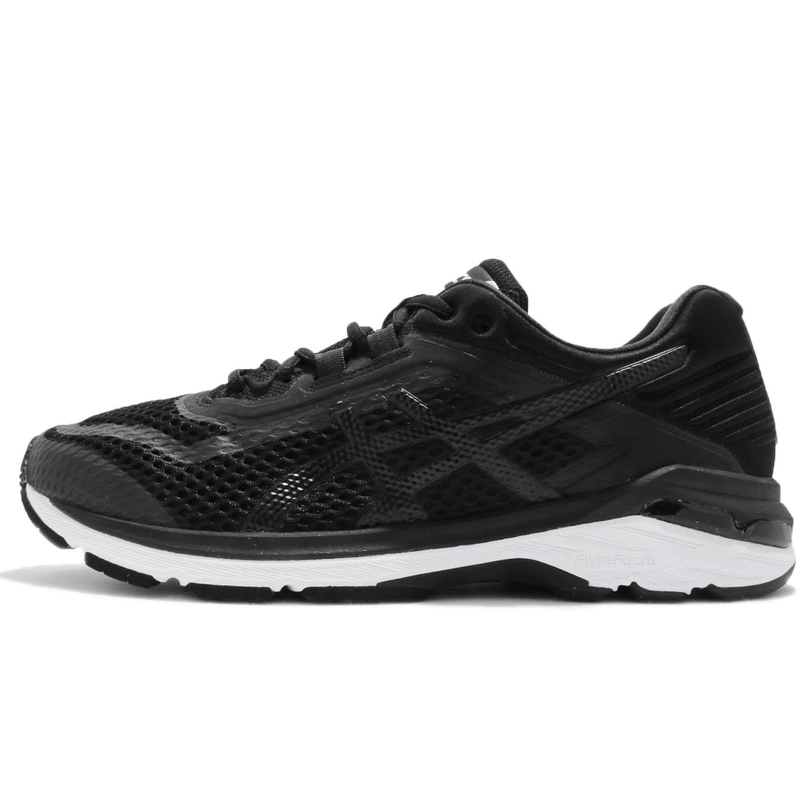 Asics GT 2000 6 Black Carbon Men Gear Road Running Shoes Sneakers T805N 9001