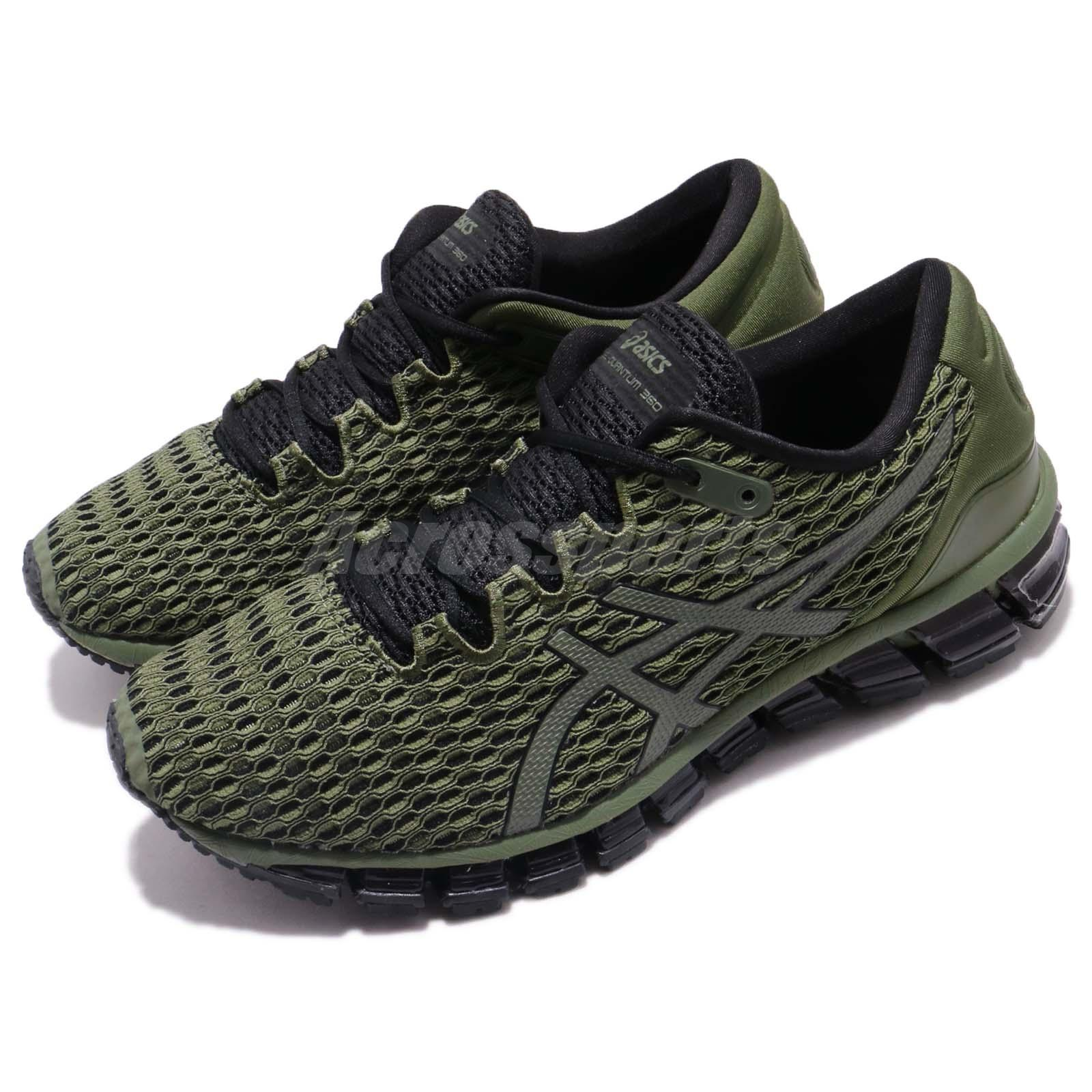 42d53686526e0 Details about Asics Gel-Quantum 360 Shift MX Four Leaf Green Men Running  Shoes T839N-8190