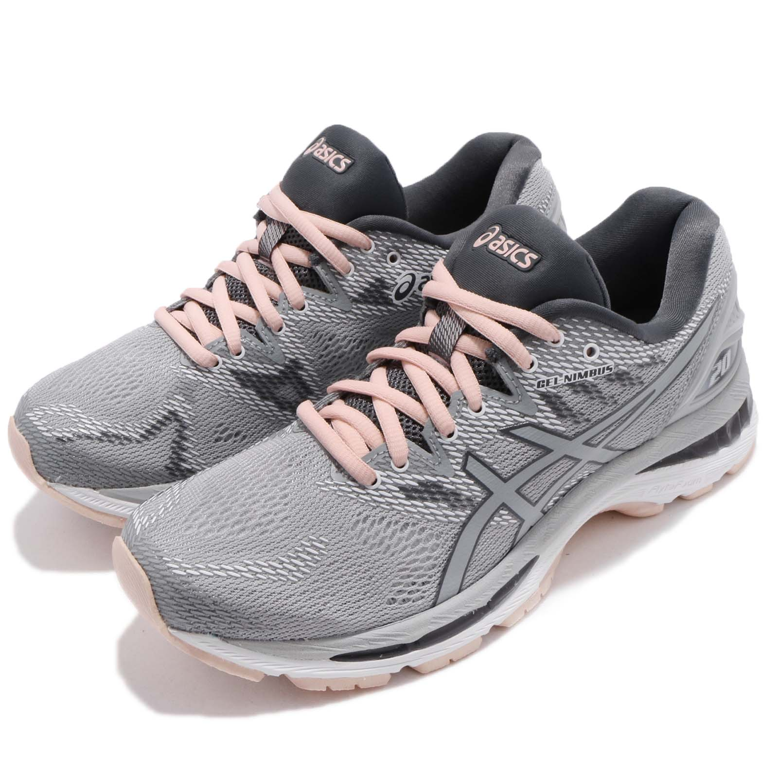 Sneakers Asics Nimbus Gear 20 Women Pink Road Running Shoes 9696 Gel Details About Grey T850n rdChxotsQB