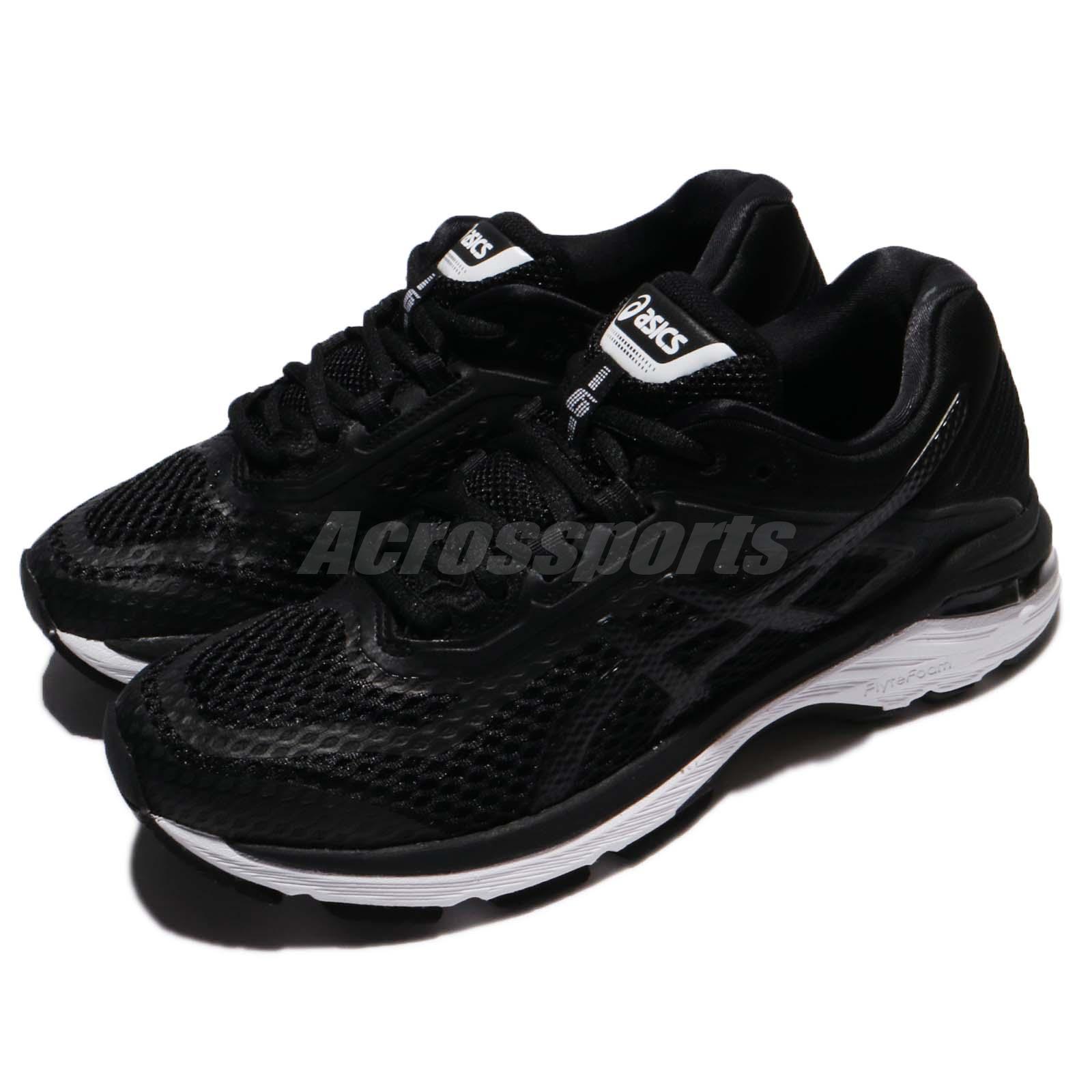 Asics GT-2000 6 VI Black White Women