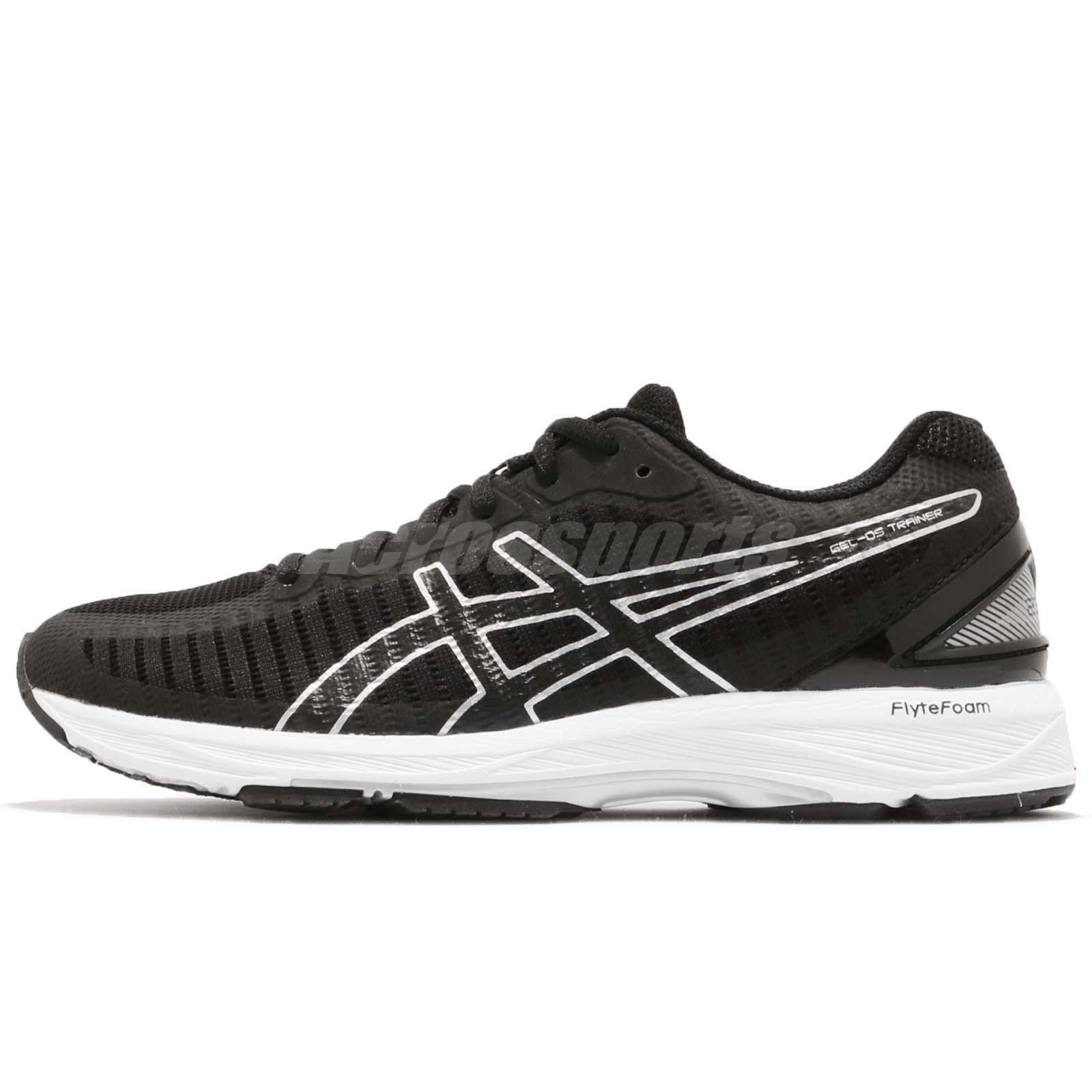 Details about Asics Gel-DS Trainer 23 Black Silver White Women Running  Shoes Sneaker T868N-001