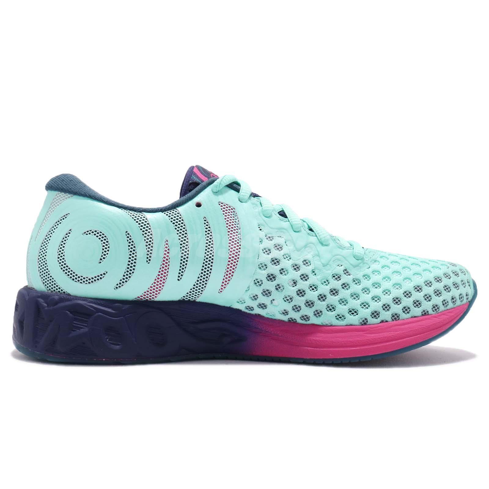80e56789edb Asics Noosa FF 2 II Aruba Indigo Blue Purple Women Running Shoes ...