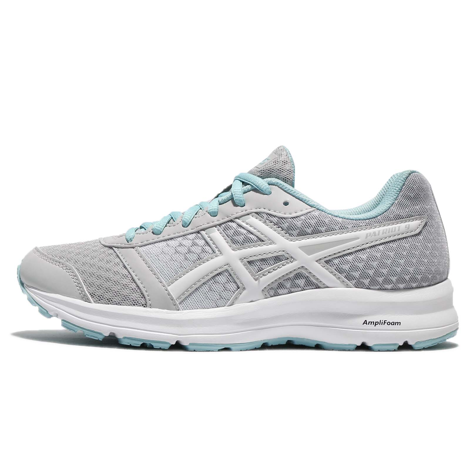 asics patriot 9 women's running shoes zero