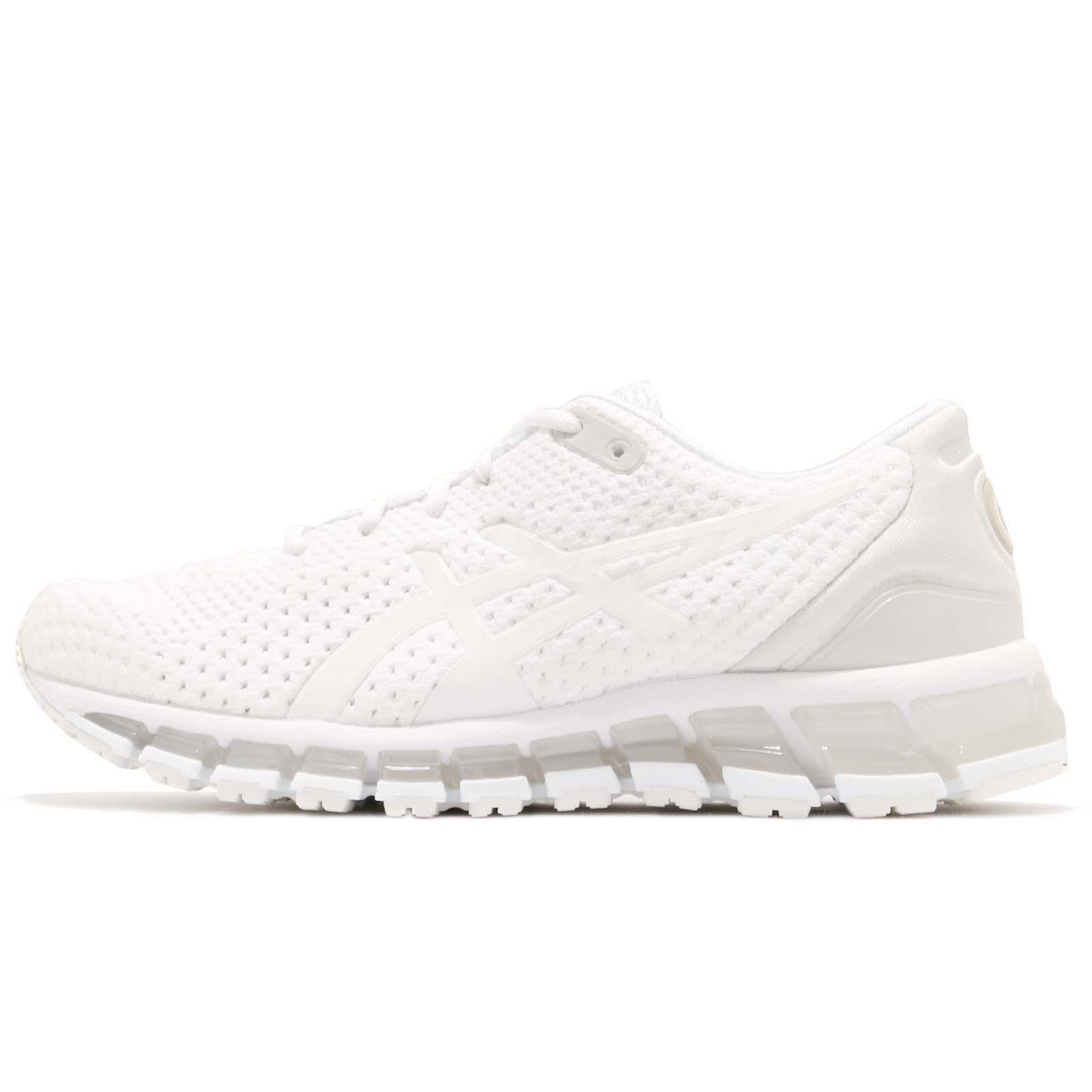 site réputé bb47d efee5 Details about Asics Gel-Quantum 360 Knit 2 White Women Running Training  Shoe Sneaker T890N-100