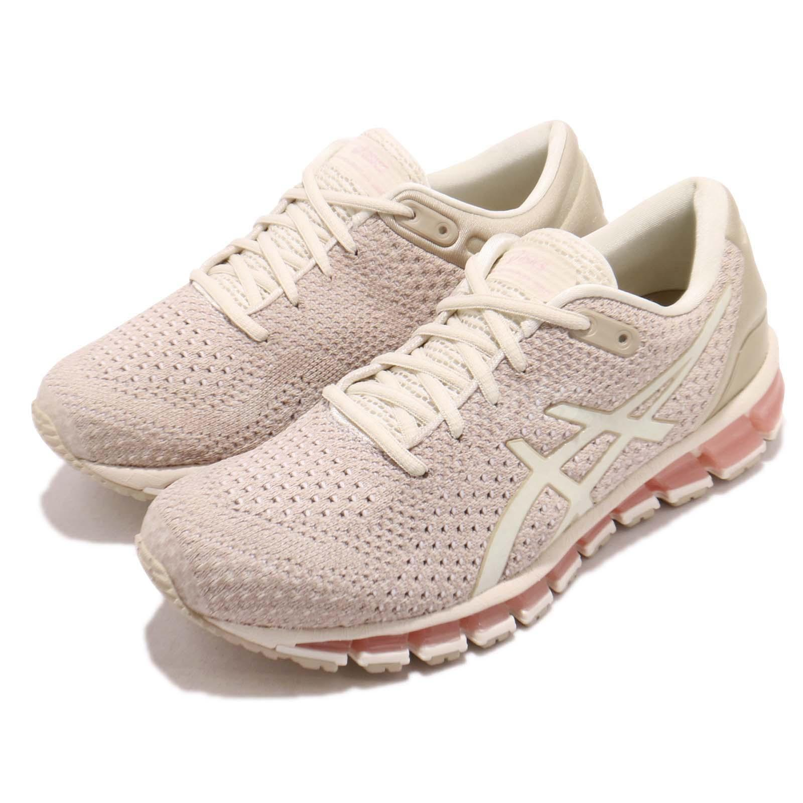 Details about Asics Gel-Quantum 360 Knit 2 Birch Feather Grey Women Running  Shoes T890N-200