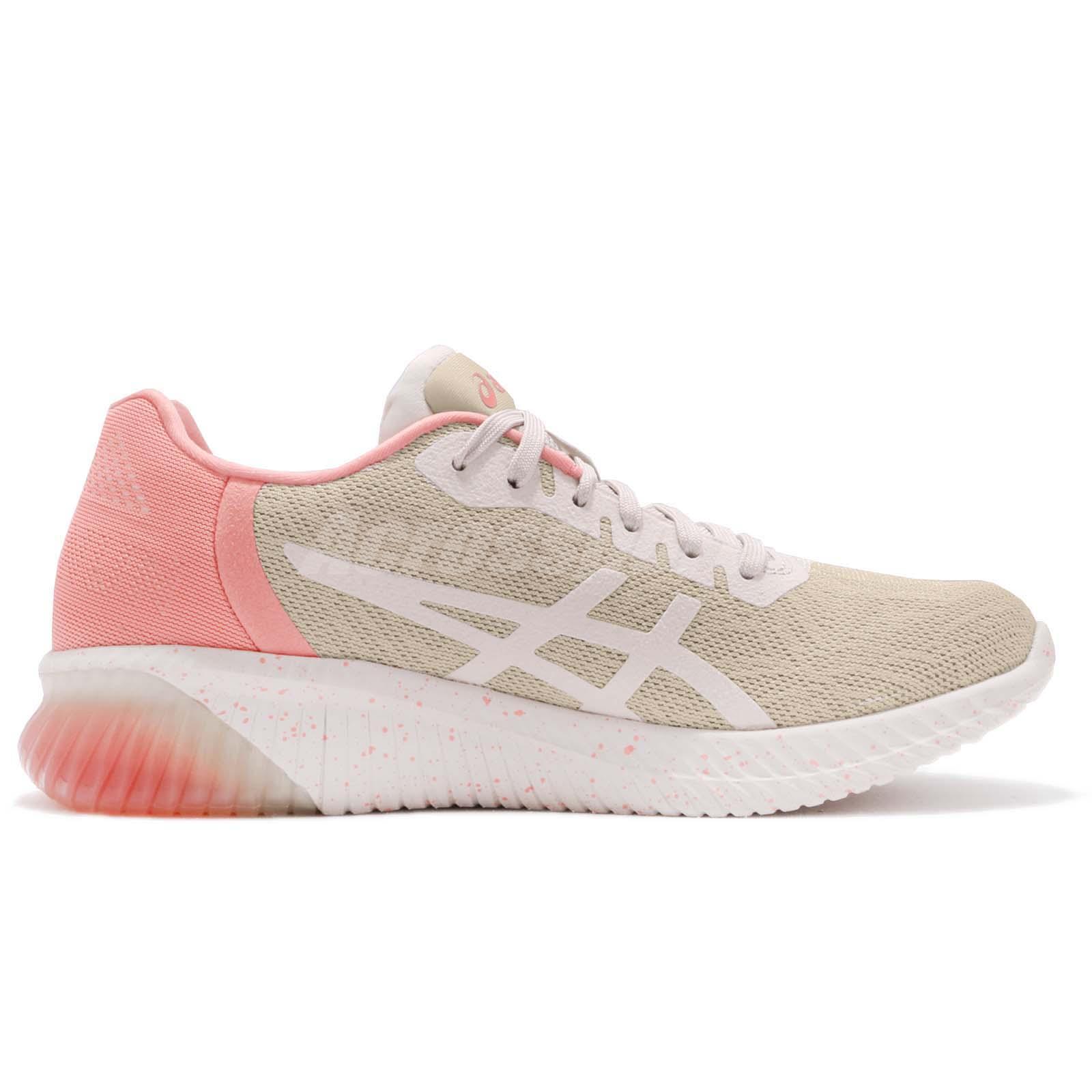 5b306b26ea25 Asics Gel-Kenun SP SAKURA Cherry Pink Blossom Women Gear Easy ...