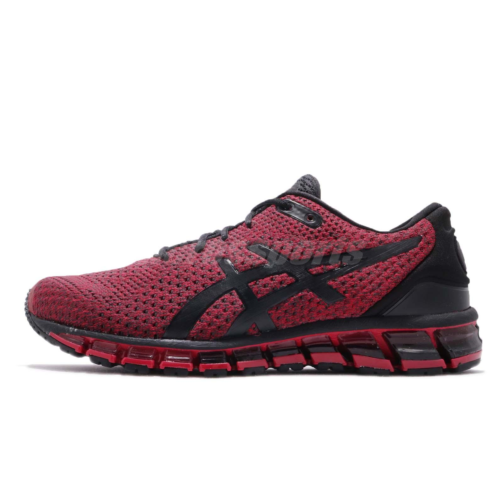 Black Gel-quantum Asics Red Shoes Samba 2 Sur Knit T8g3n-001 Running Détails Men Sneaker 360
