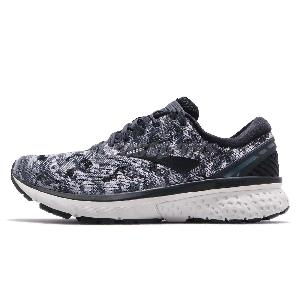 0bf09a360df Brooks Ghost 11 Grey Oyster Camo Men Women Running Shoes Special ...