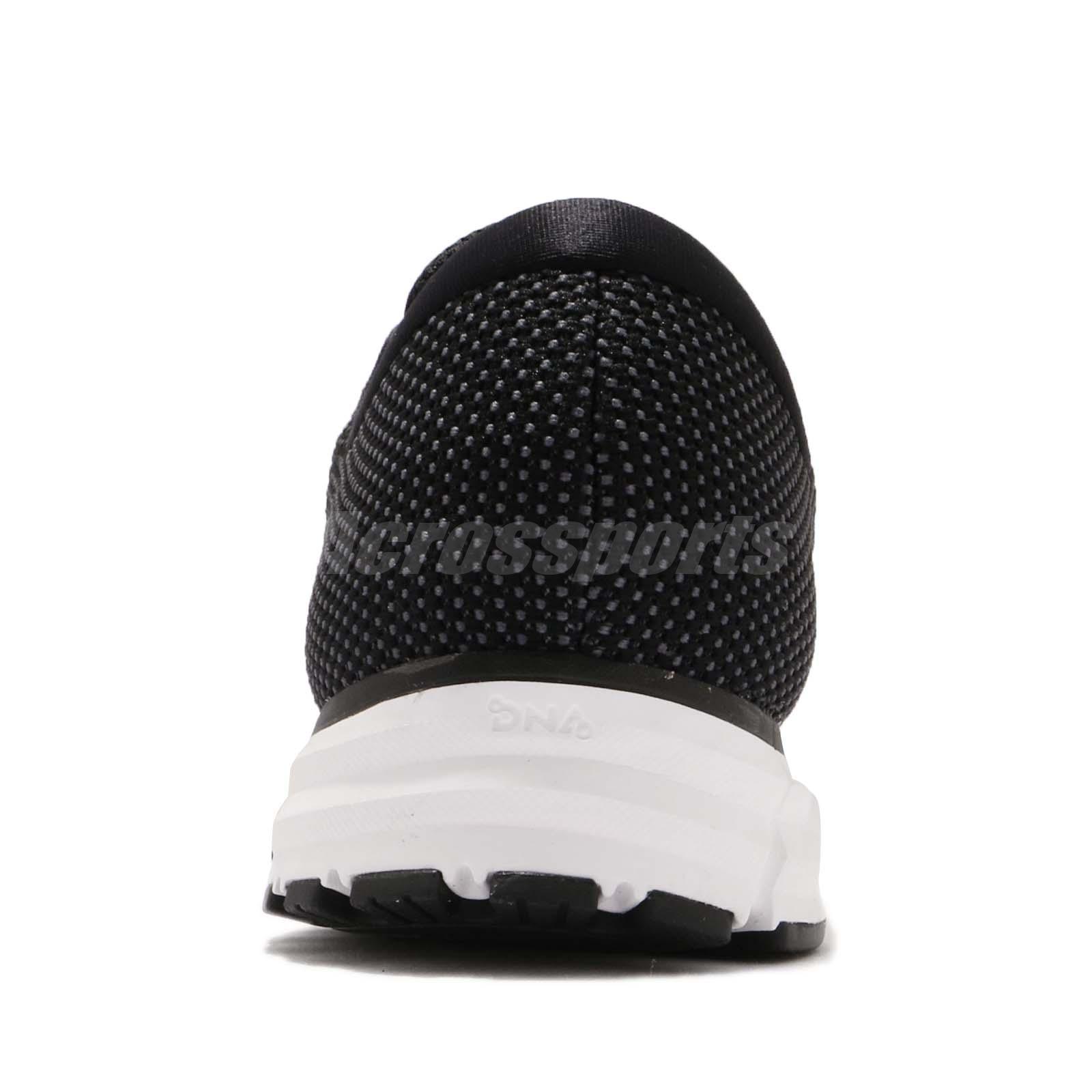 b4edc551565 Brooks Revel 2 Black Grey White Men Running Training Shoes Sneakers ...