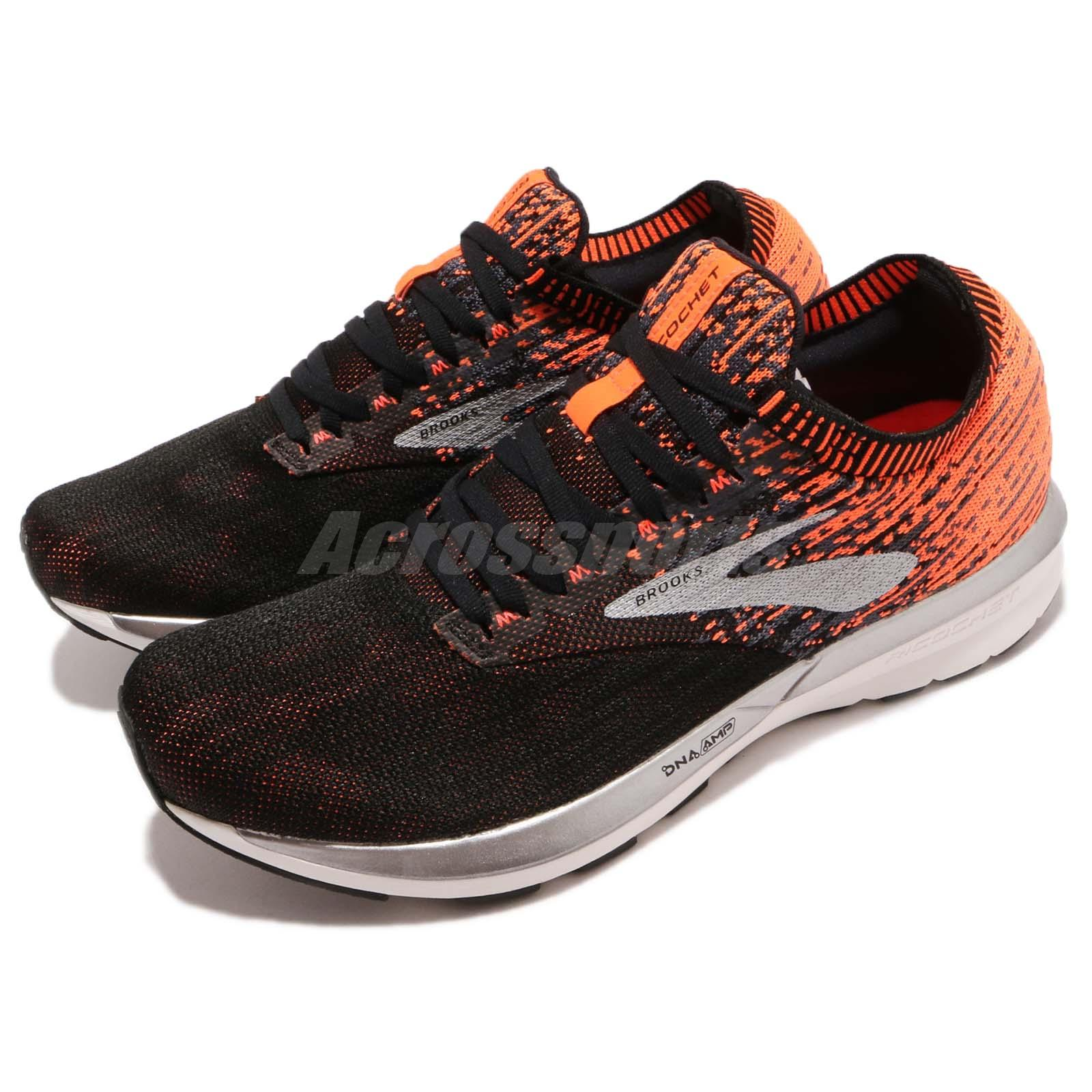 BROOKS RICOCHET UOMO red//orange//grey Art.110293 1D 636