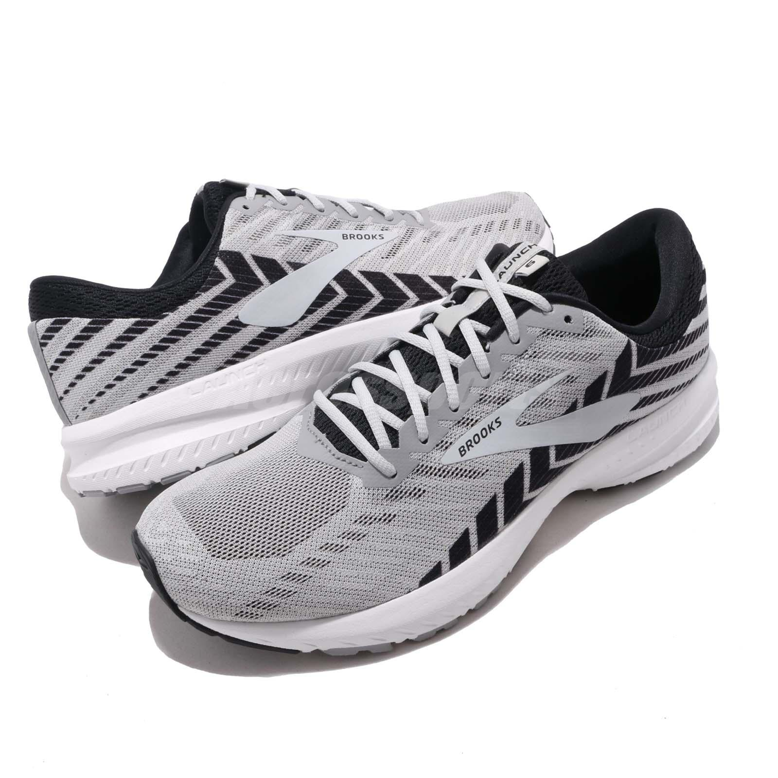 Alloy Black Grey Men Running Shoes