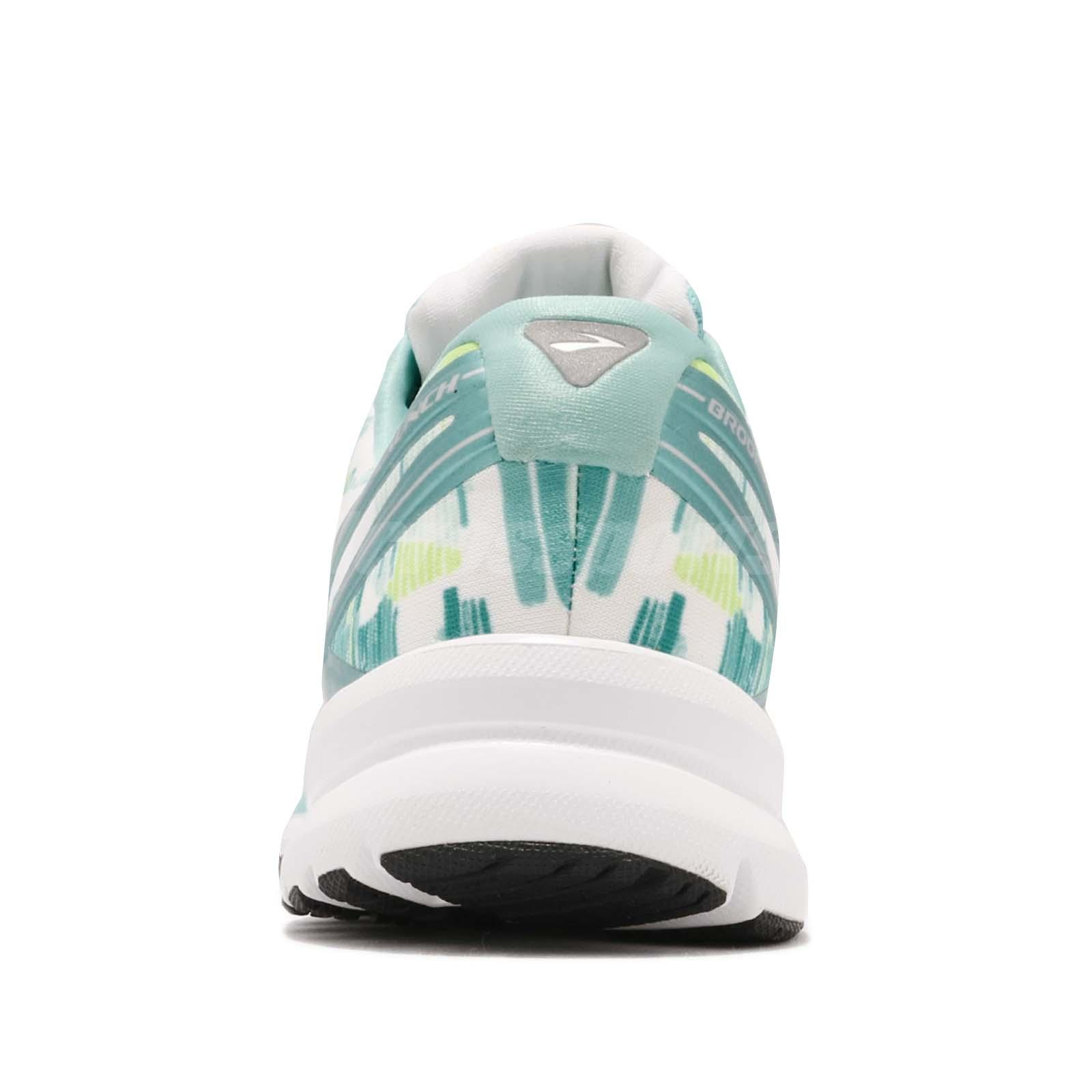 fb6dcccdff7 Brooks Launch 4 Kasbah Blue Radiance White Women Running Shoes ...