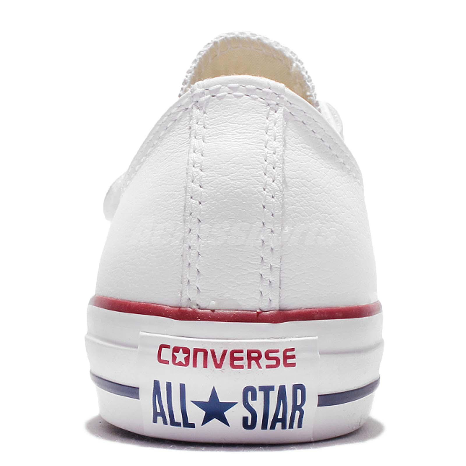 Converse chuck taylor all star v3 strap leather white men shoes size chart nvjuhfo Gallery