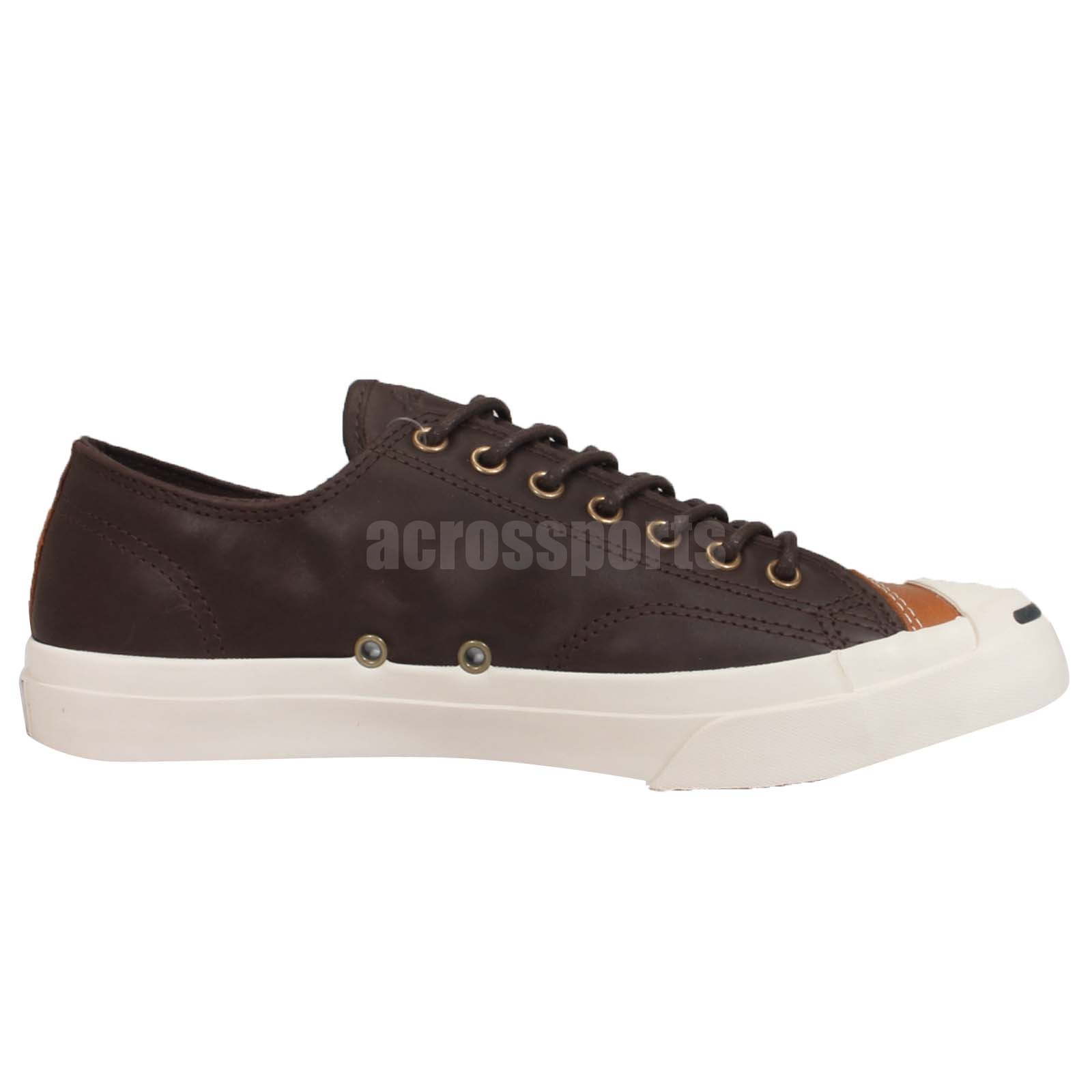 JACK PURCELL LOW White Leather Model 00820