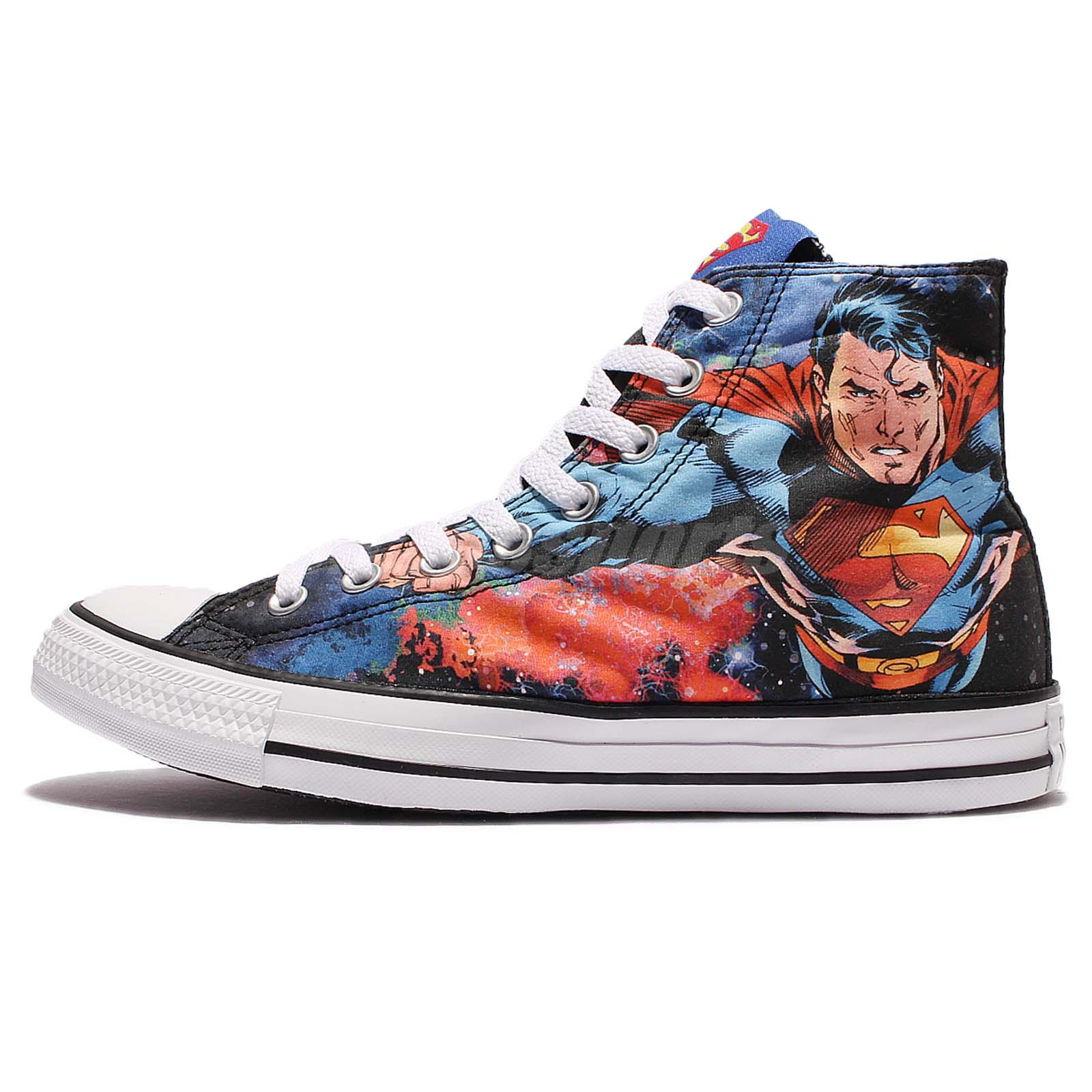 Converse chuck taylor all star dc comic converse chuck taylor all star superman dc comic mens shoes plimsolls 150444c nvjuhfo Gallery