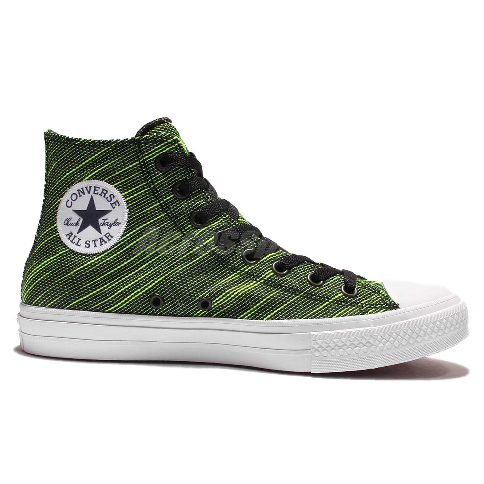 converse chuck taylor verdes