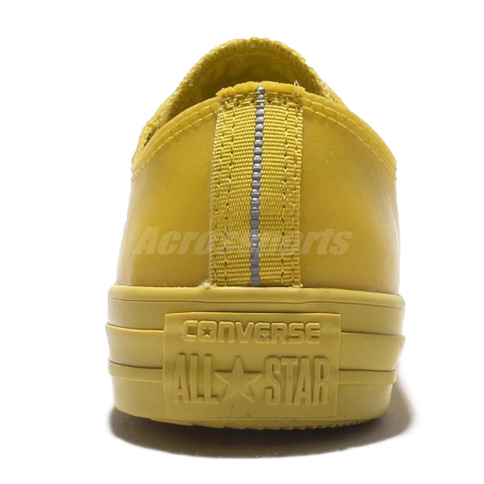 c48937868e7 Converse Chuck Taylor All Star Translucent Low Top Yellow Mens ...