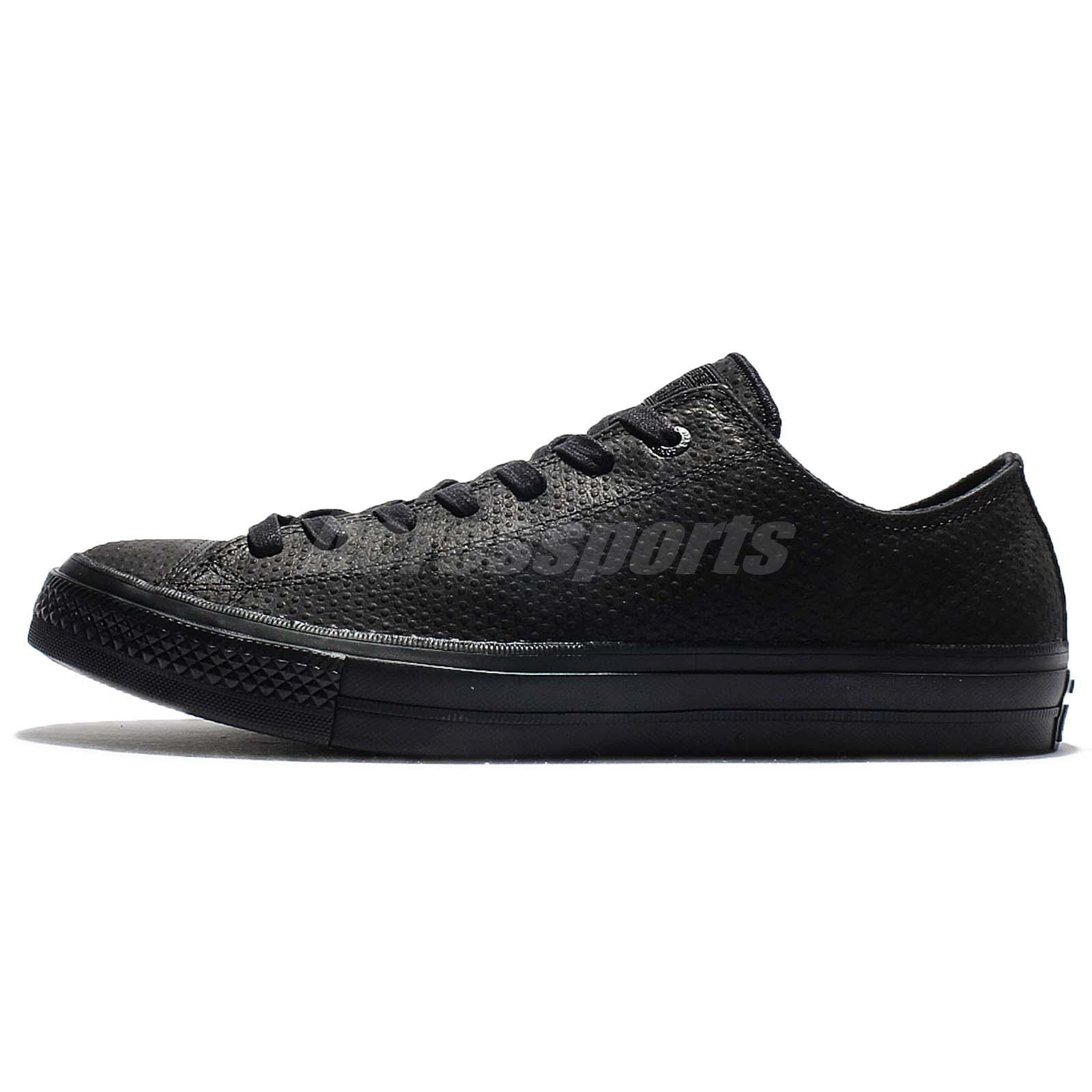 Converse Chuck Taylor All Star II Lux Leather Low Top