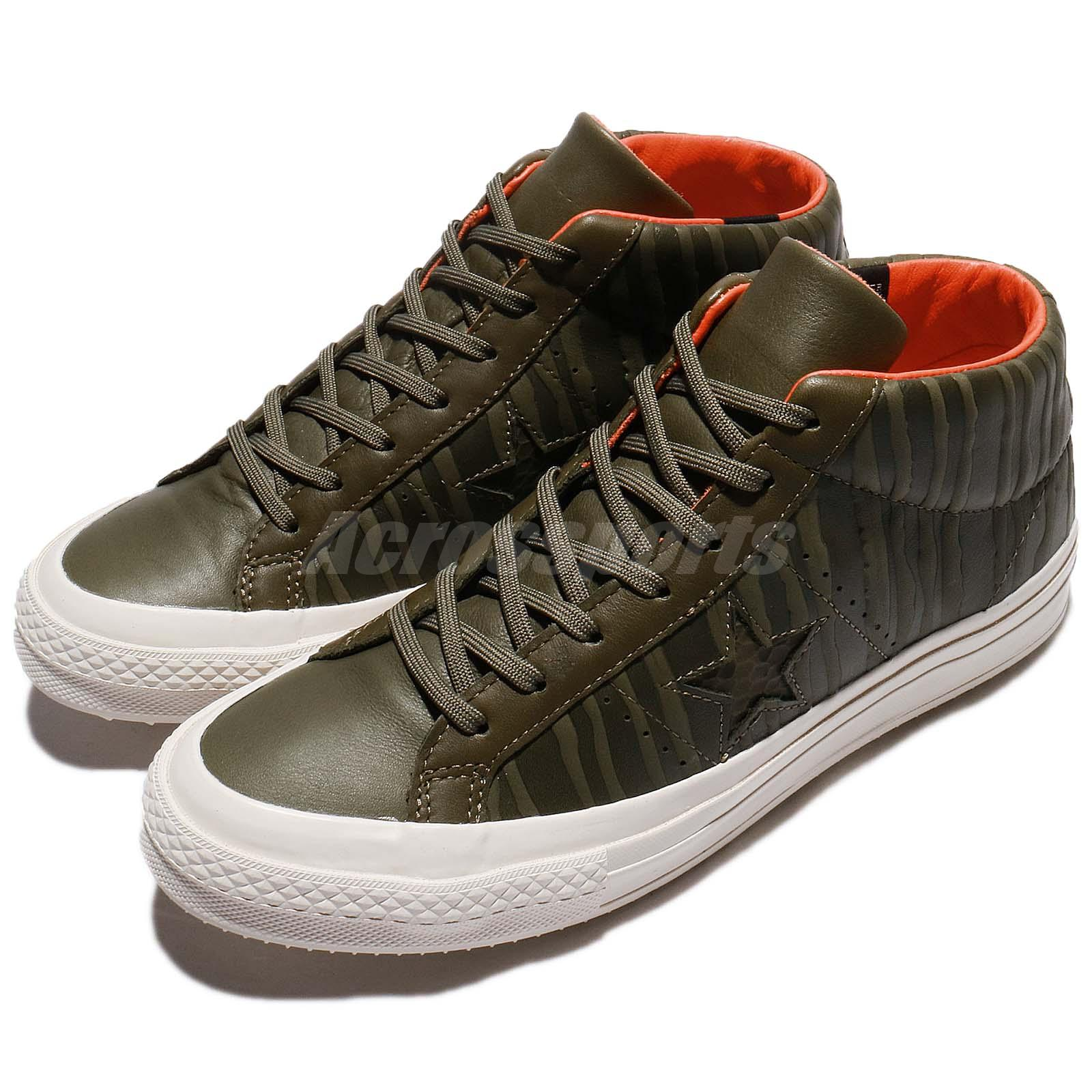 Men's Converse One Star Mid Counter Climate Shoes NWT