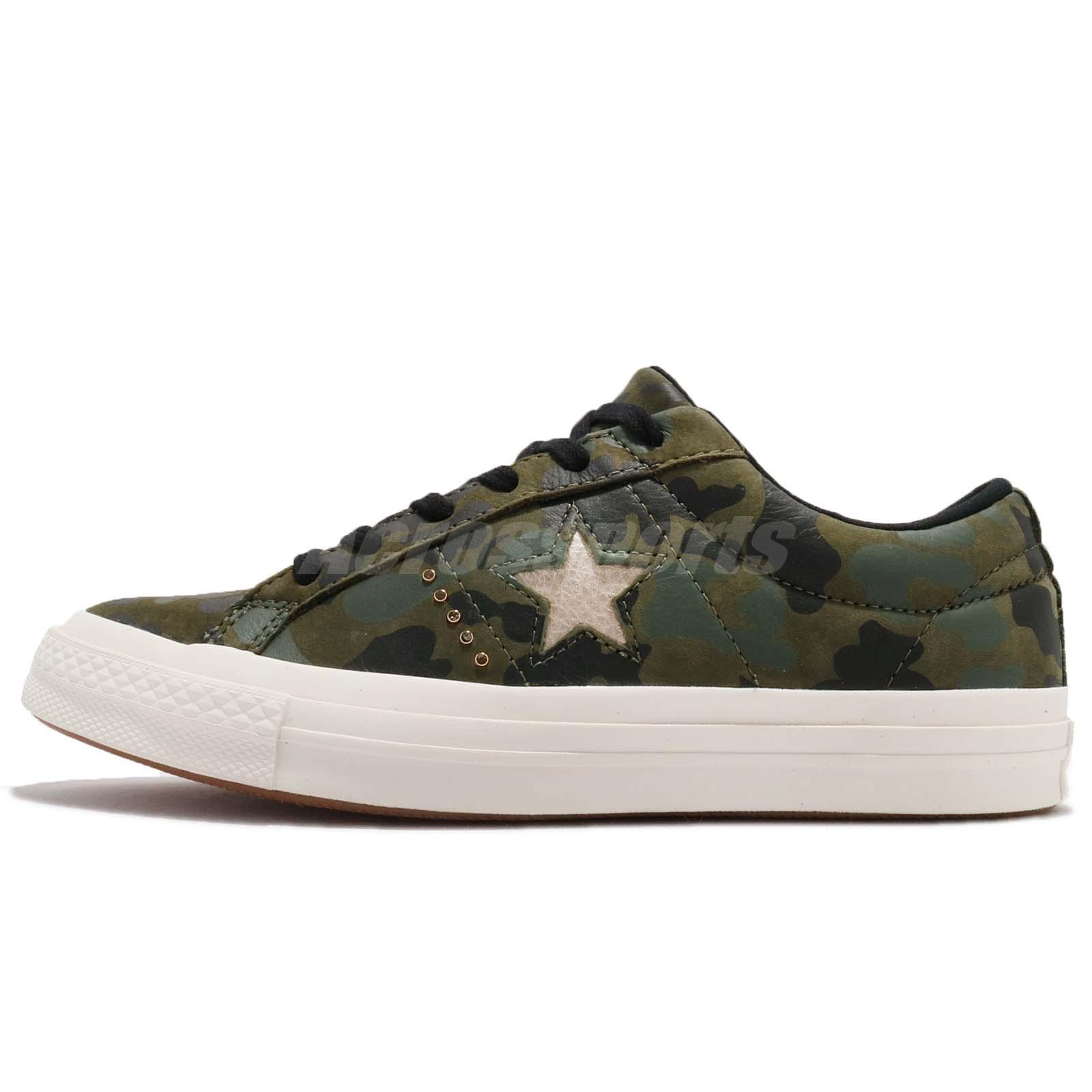 About Camo Converse Green White Details Sneakers Trainers Men Star Shoes 159703c One NP8XwOkn0