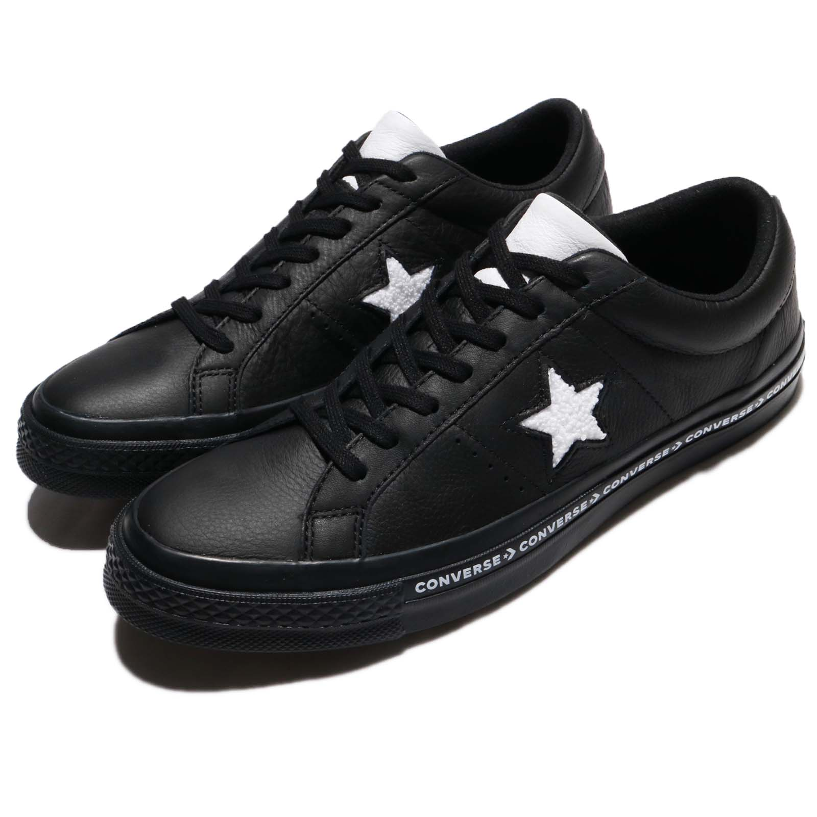 Terry About Shoes Men White Details 159721c Trainers One Black Star Leather Sneakers Converse nOk0w8P