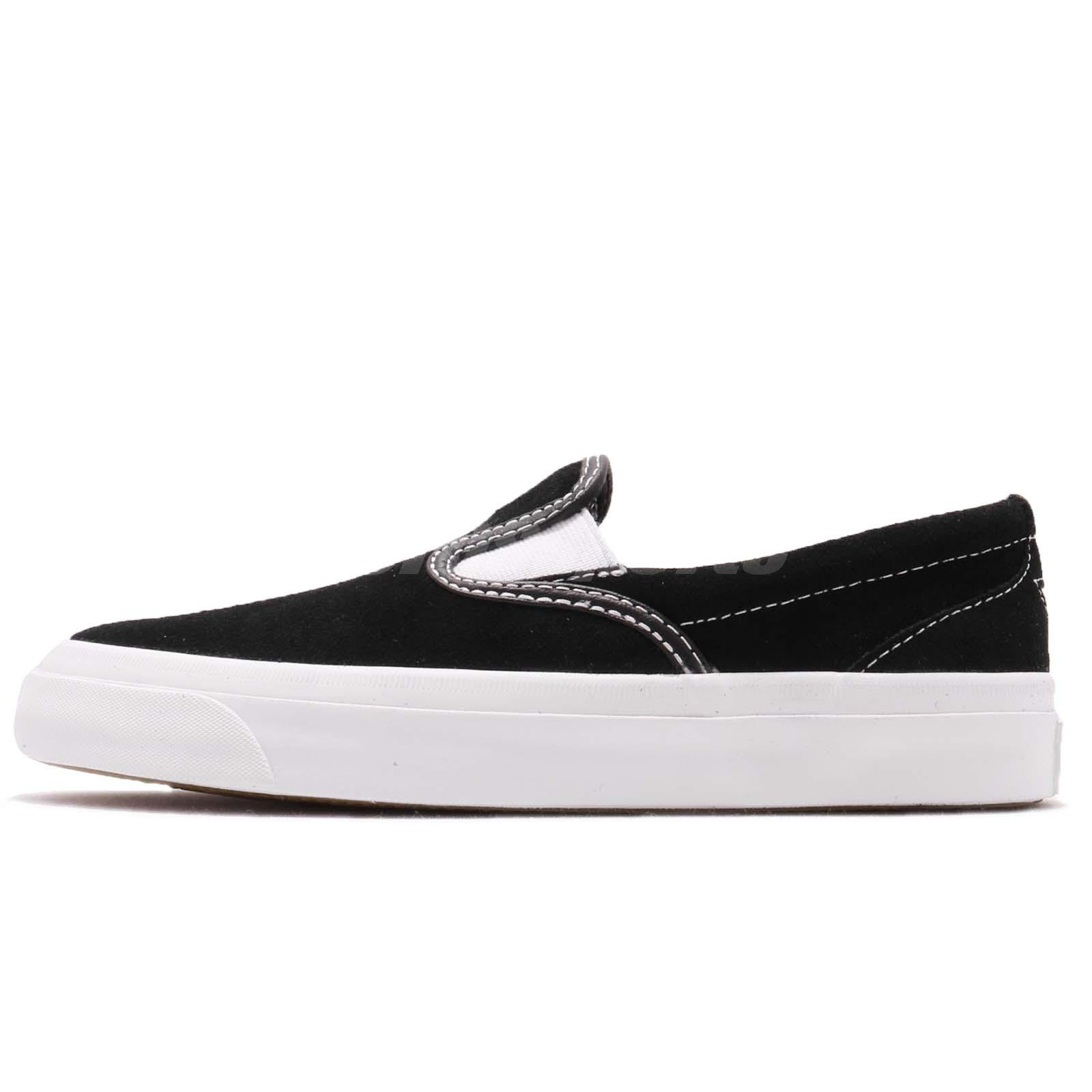 Converse One Star CC Slip On Black White Men Casual Shoes Sneakers 160545C c647ea1bd49