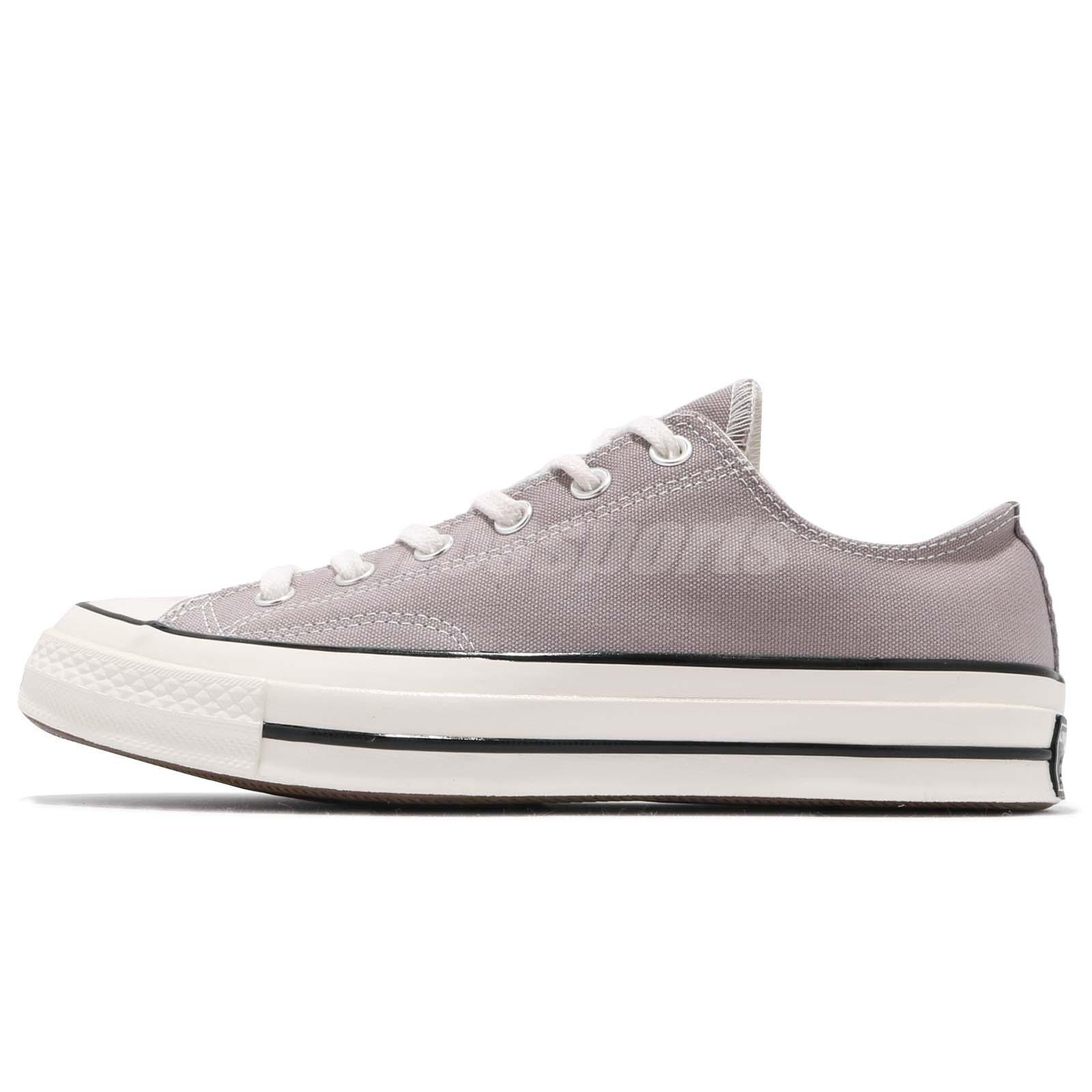 cb91de711f57a8 Converse First String Chuck Taylor All Star 70 1970s OX Mercury Grey Men  161507C