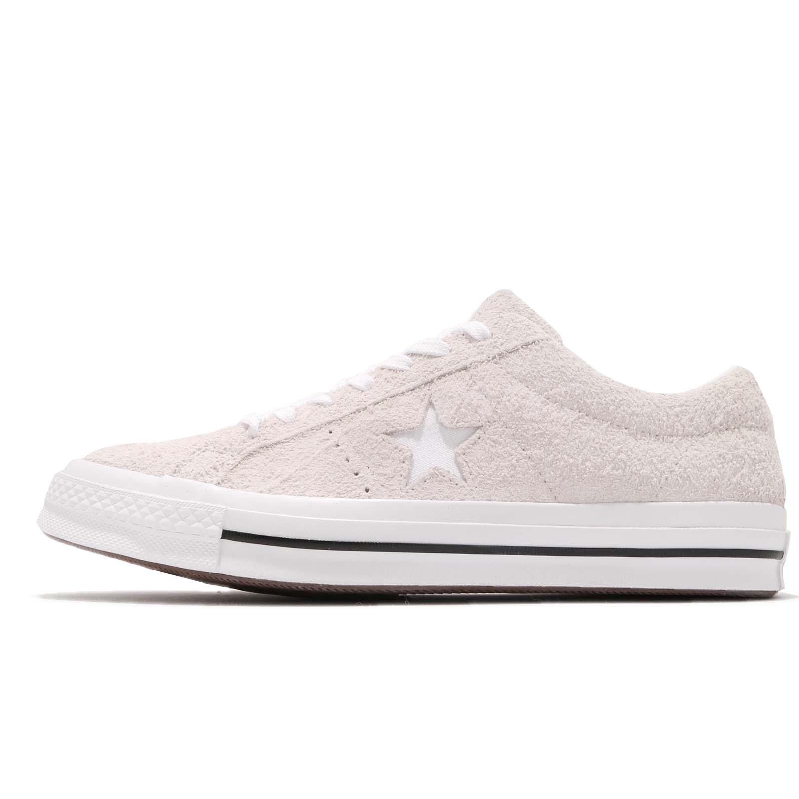 Converse One Star OX Grey White Suede Men Women Casual Shoes Sneakers  161577C af2cd8502cf