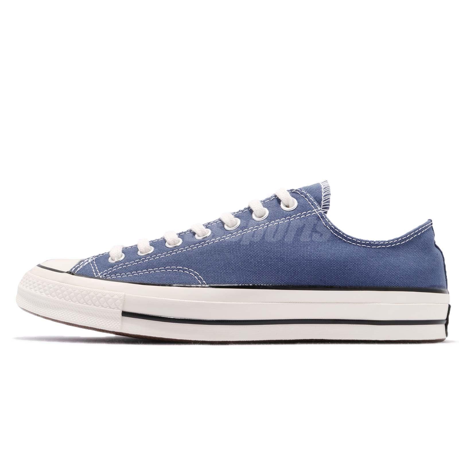 d2265f8f3774 Converse Chuck Taylor All Star 70 1970s OX Navy Blue Canvas Men Shoe 162064C