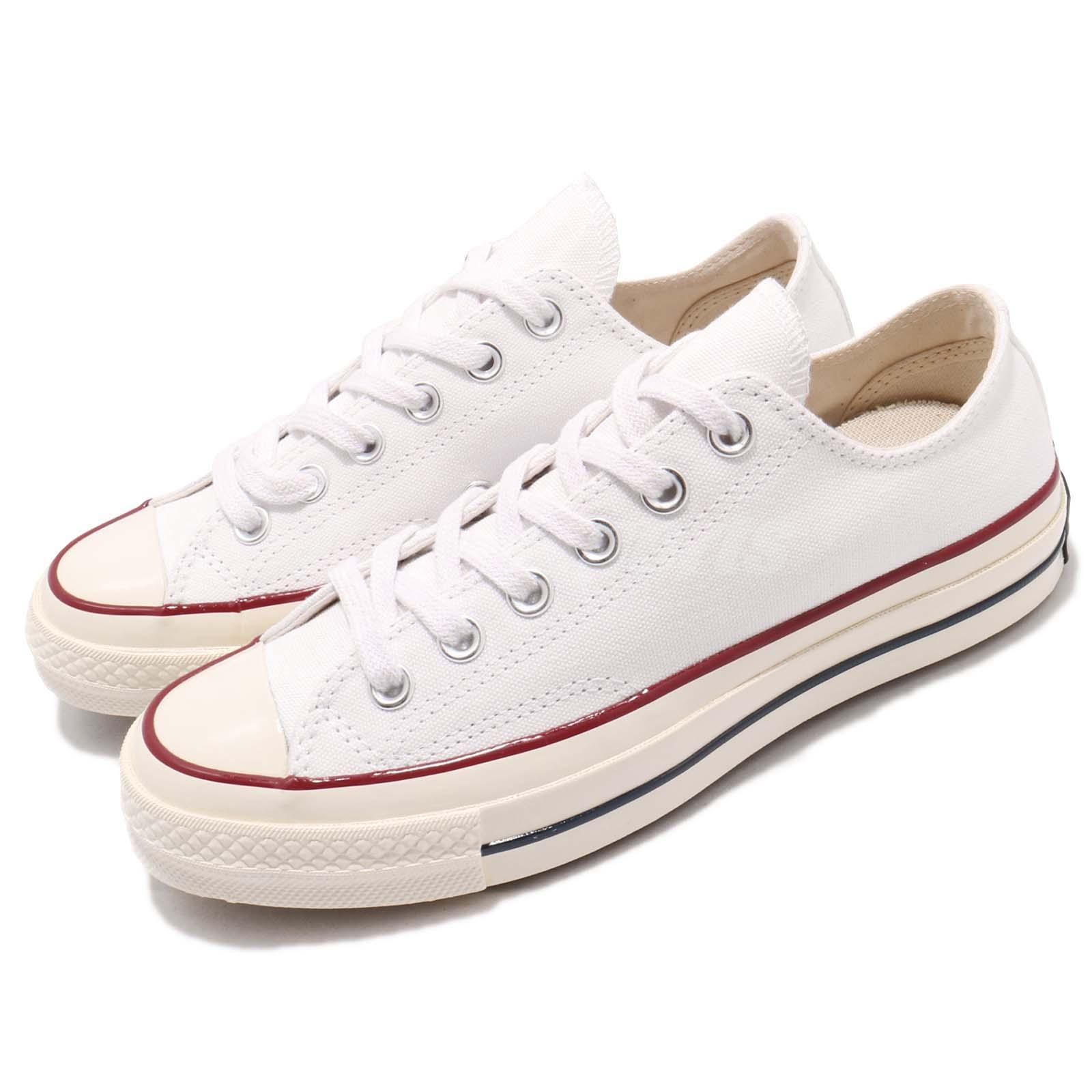 832461d0a18 Details about Converse First String Chuck Taylor All Star 70 1970s OX White  Men Women 162065C