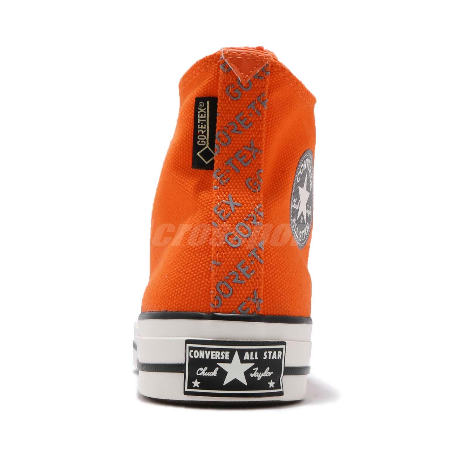 cf2904353c2 Converse First String Chuck Taylor All Star 70 Hi Gore-Tex Orange ...