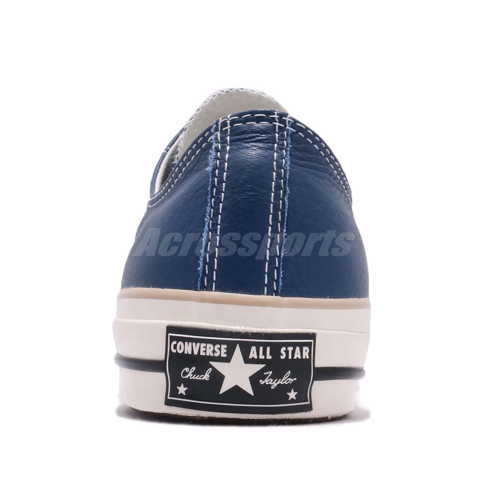 Clothing, Shoes & Accessories Converse First String Chuck Taylor All Star 70 1970s Ox Blue Men Women 162396c Men's Shoes