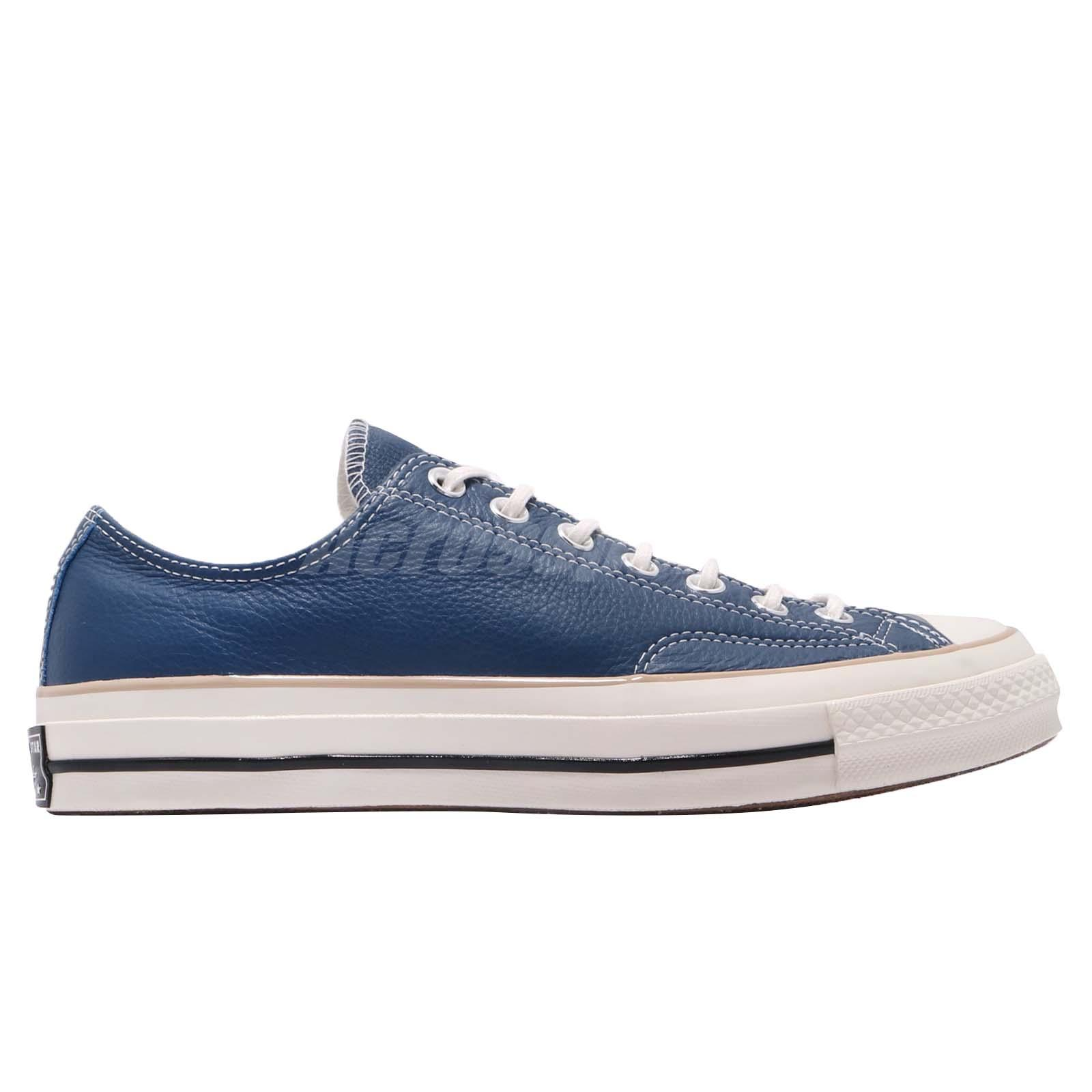 Converse First String Chuck Taylor All Star 70 1970s Ox Blue Men Women 162396c Clothing, Shoes & Accessories