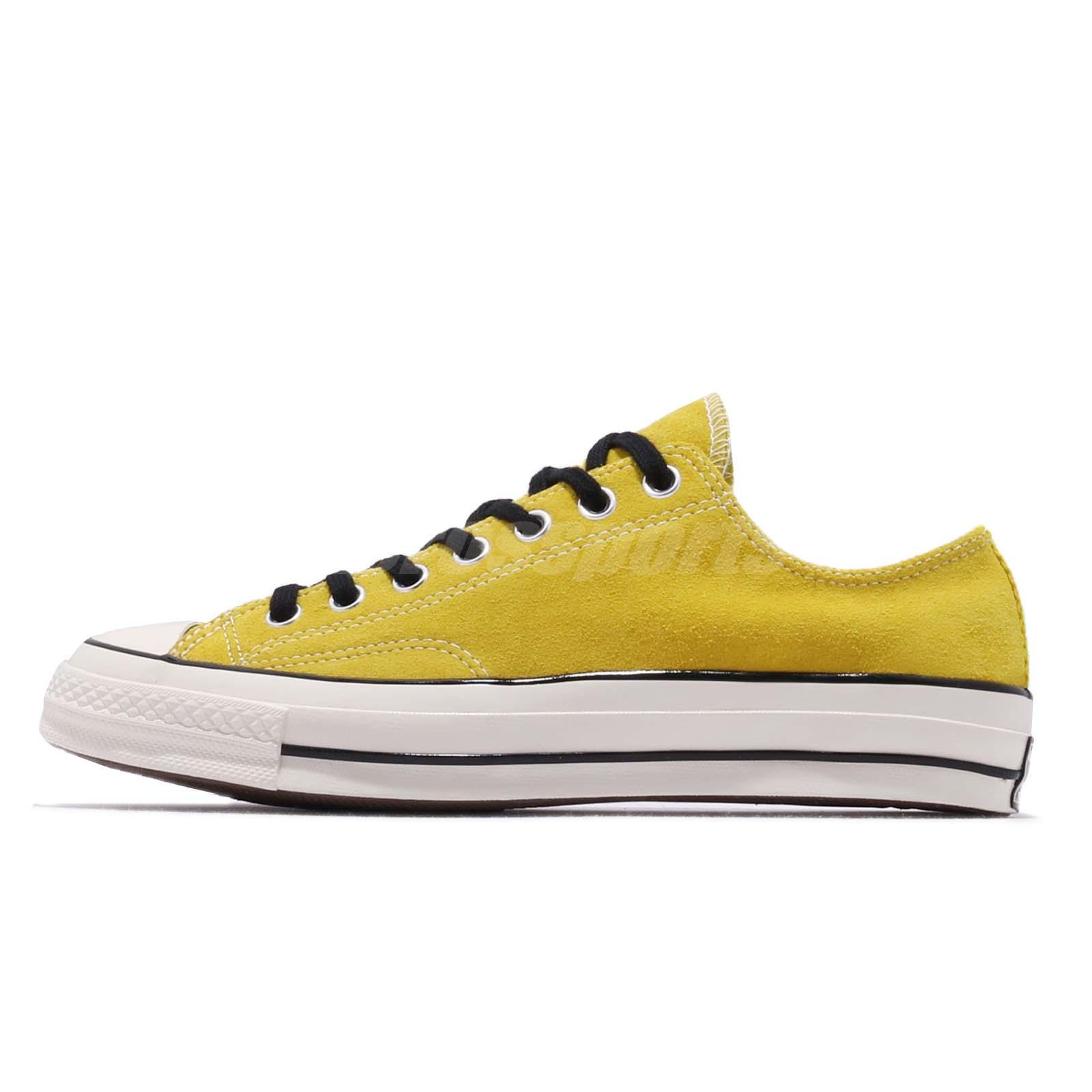 96c90df1271e Converse First String Chuck Taylor All Star 70 OX Bold Citron Men Women  163760C