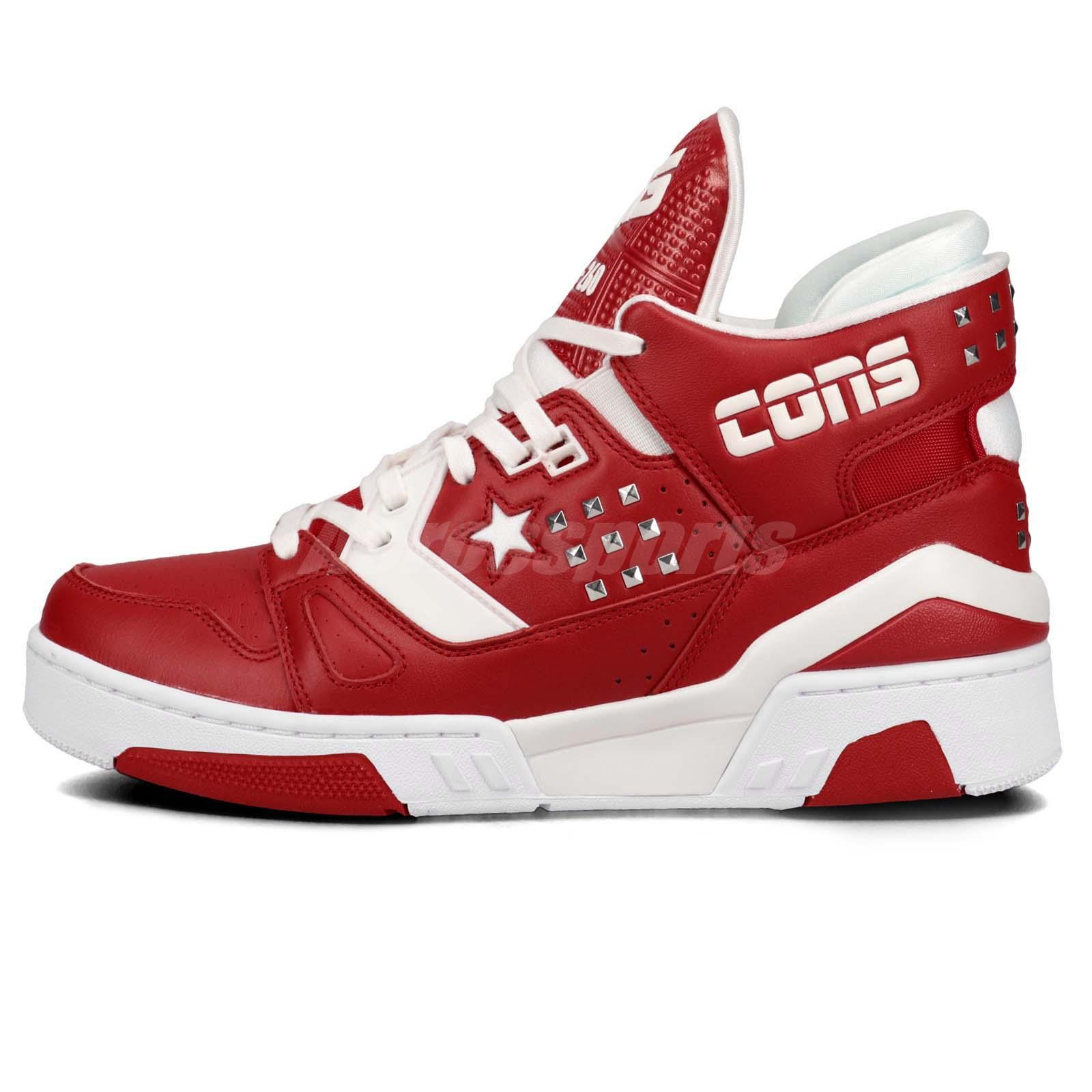 b720d0238d926b Converse ERX 260 Mid Just Don Metal Red White Men Basketball Shoes 163800C