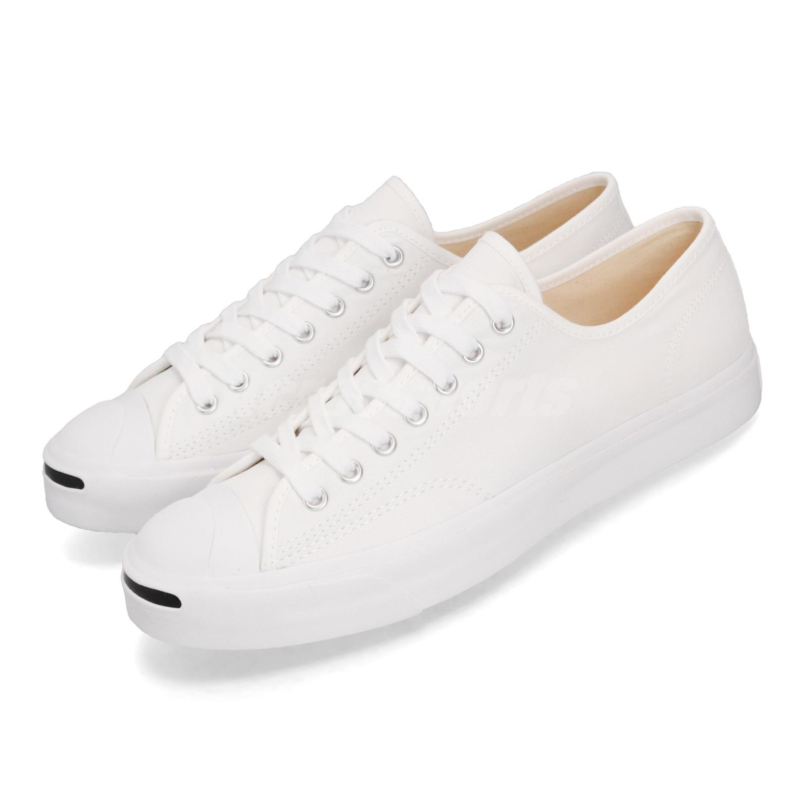 2c44a7cc6f5f Details about Converse Jack Purcell OX White Men Women Unisex Casual Shoes  Sneakers 164057C
