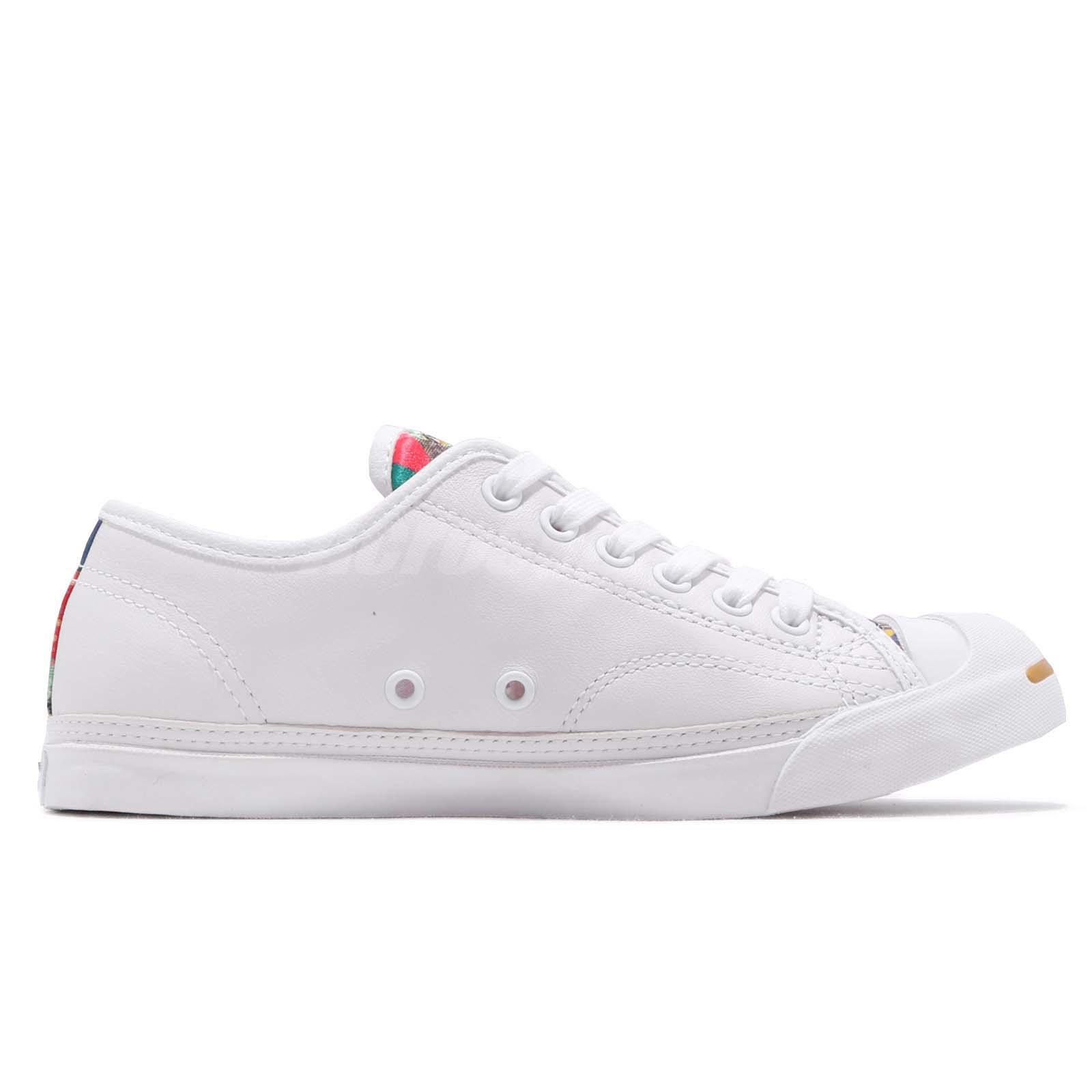 Converse Jack Purcell LP LS OX CNY Chinese New Year White Men Women ... a5db85958