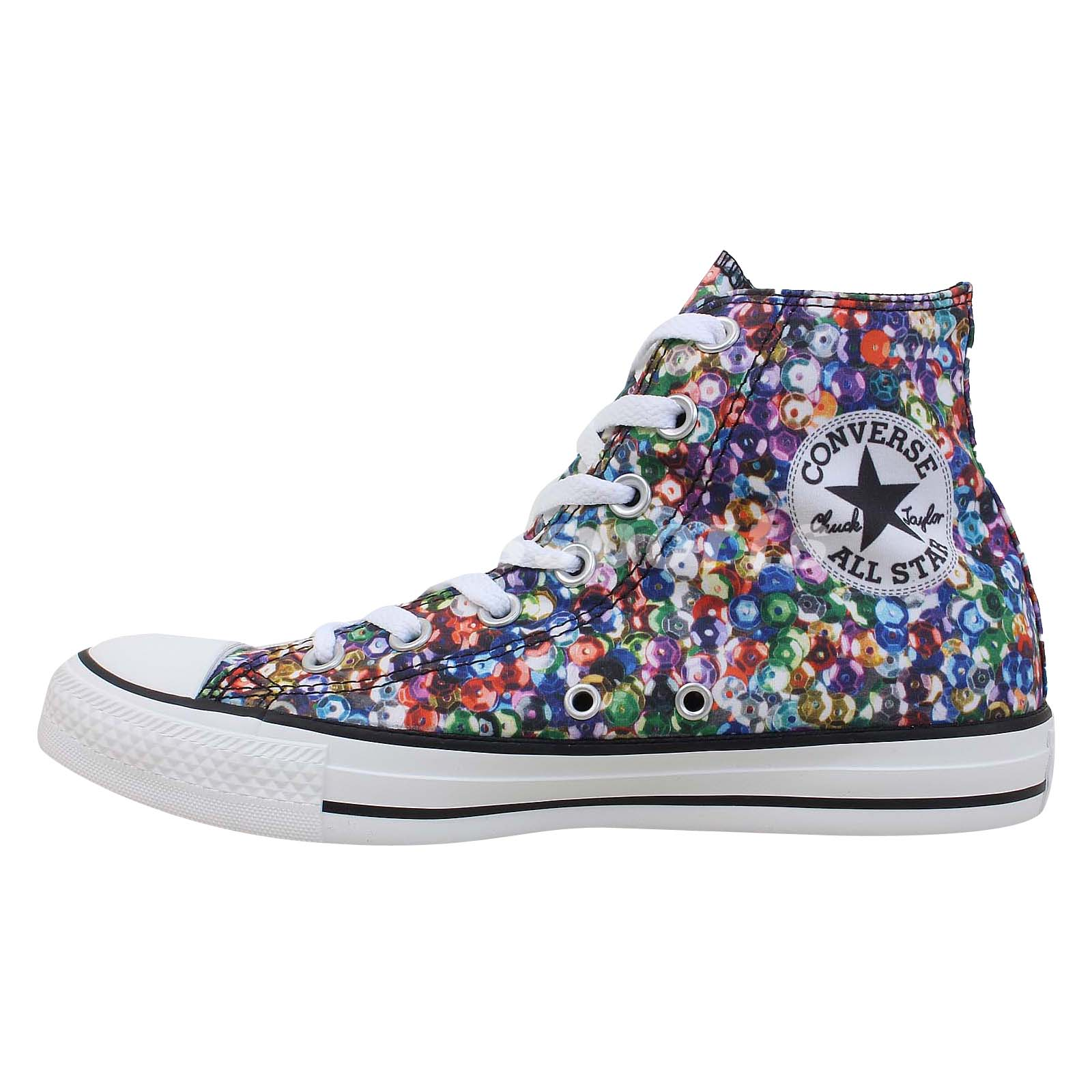 converse chuck taylor all star paillette print 2014 womens casual shoes 542476c ebay. Black Bedroom Furniture Sets. Home Design Ideas