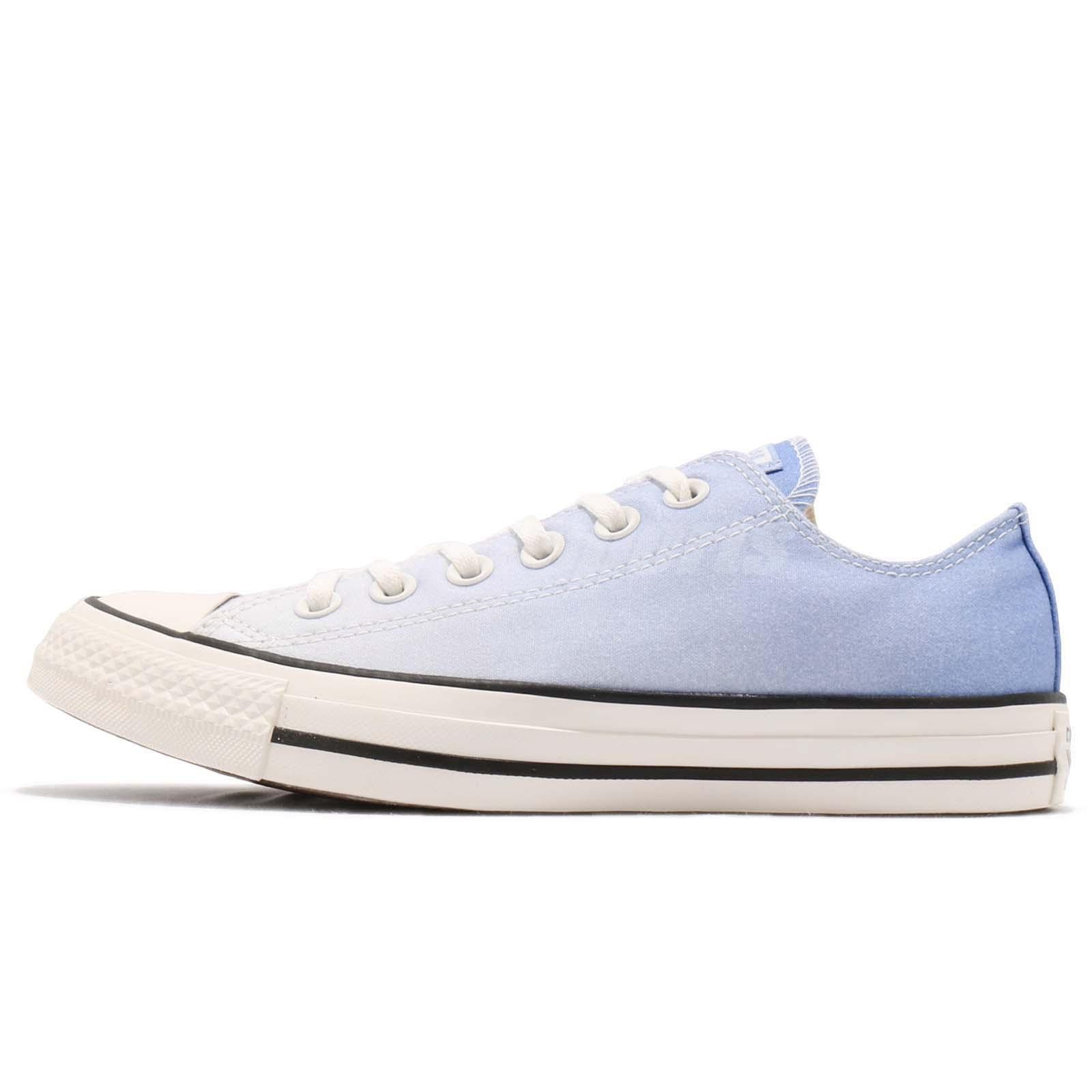 ed399c5398424 Converse Chuck Taylor All Star OX White Blue Black Women Casual Shoes  561725C