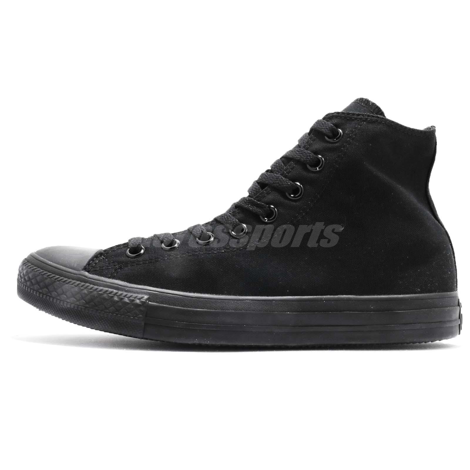 a3e90ace2c6 Converse Chuck Taylor All Star Hi Blackout 2014 New Classic Casual Shoes  M3310C