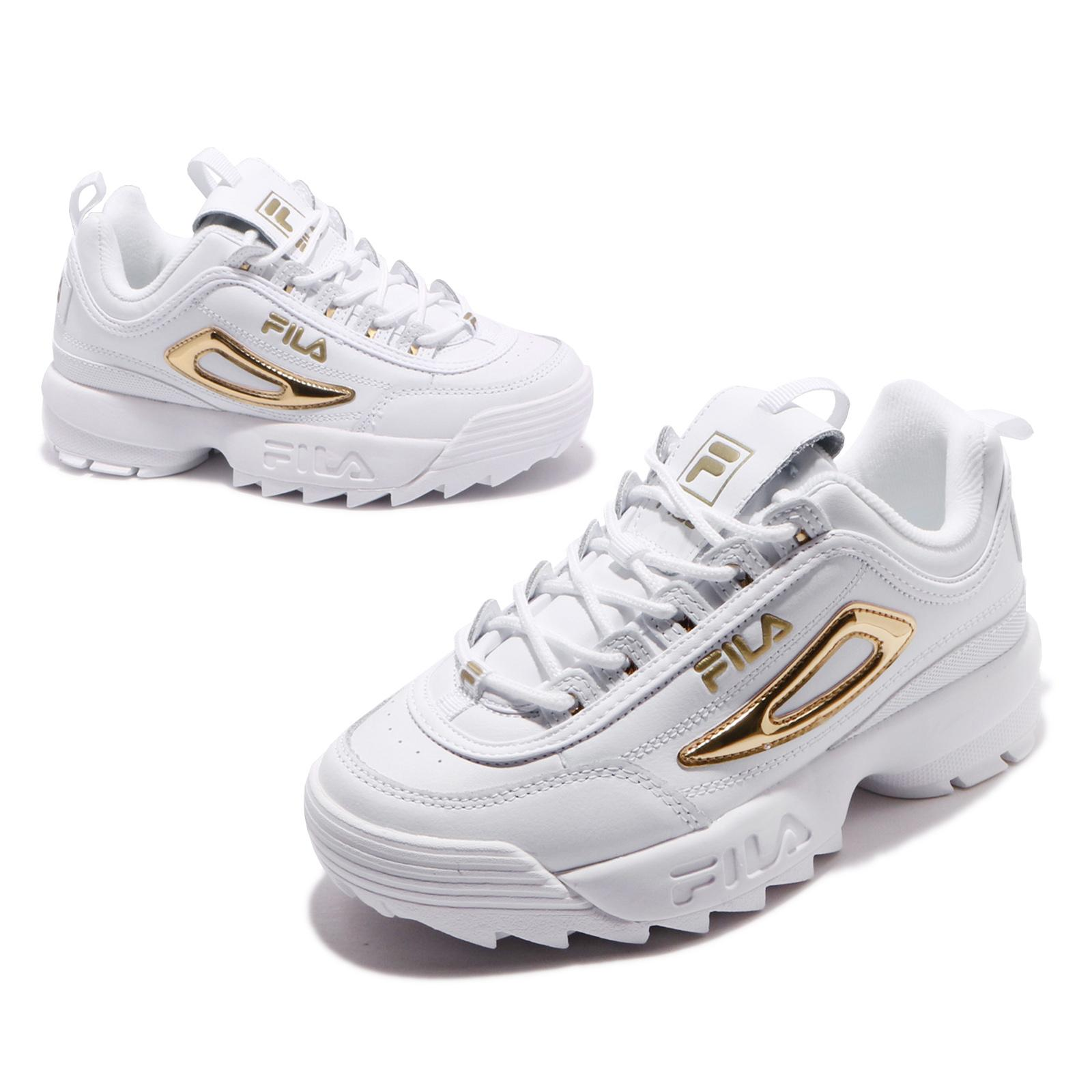 fila with gold